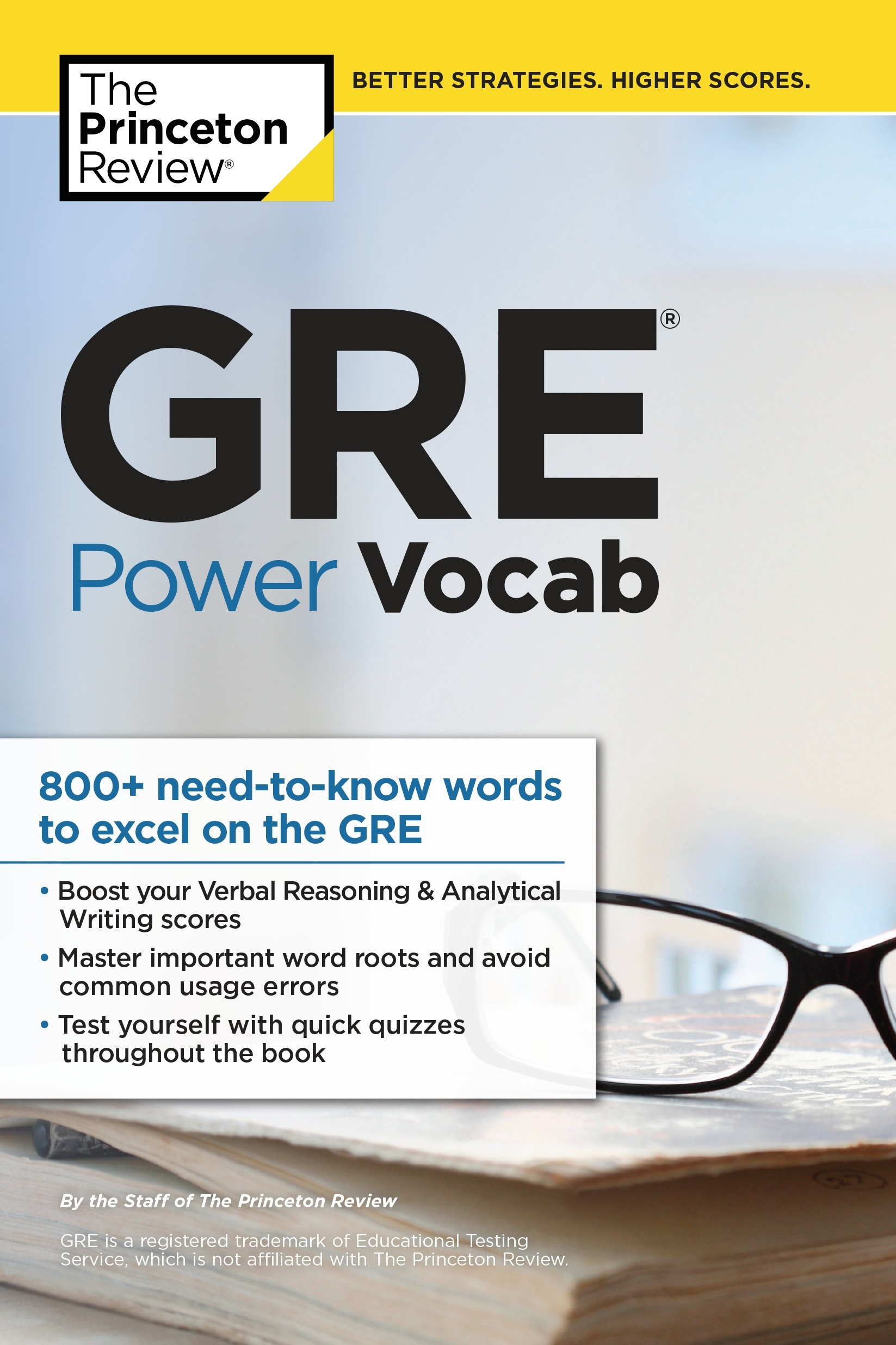 Gre Power Vocab by Princeton Review - Penguin Books New Zealand