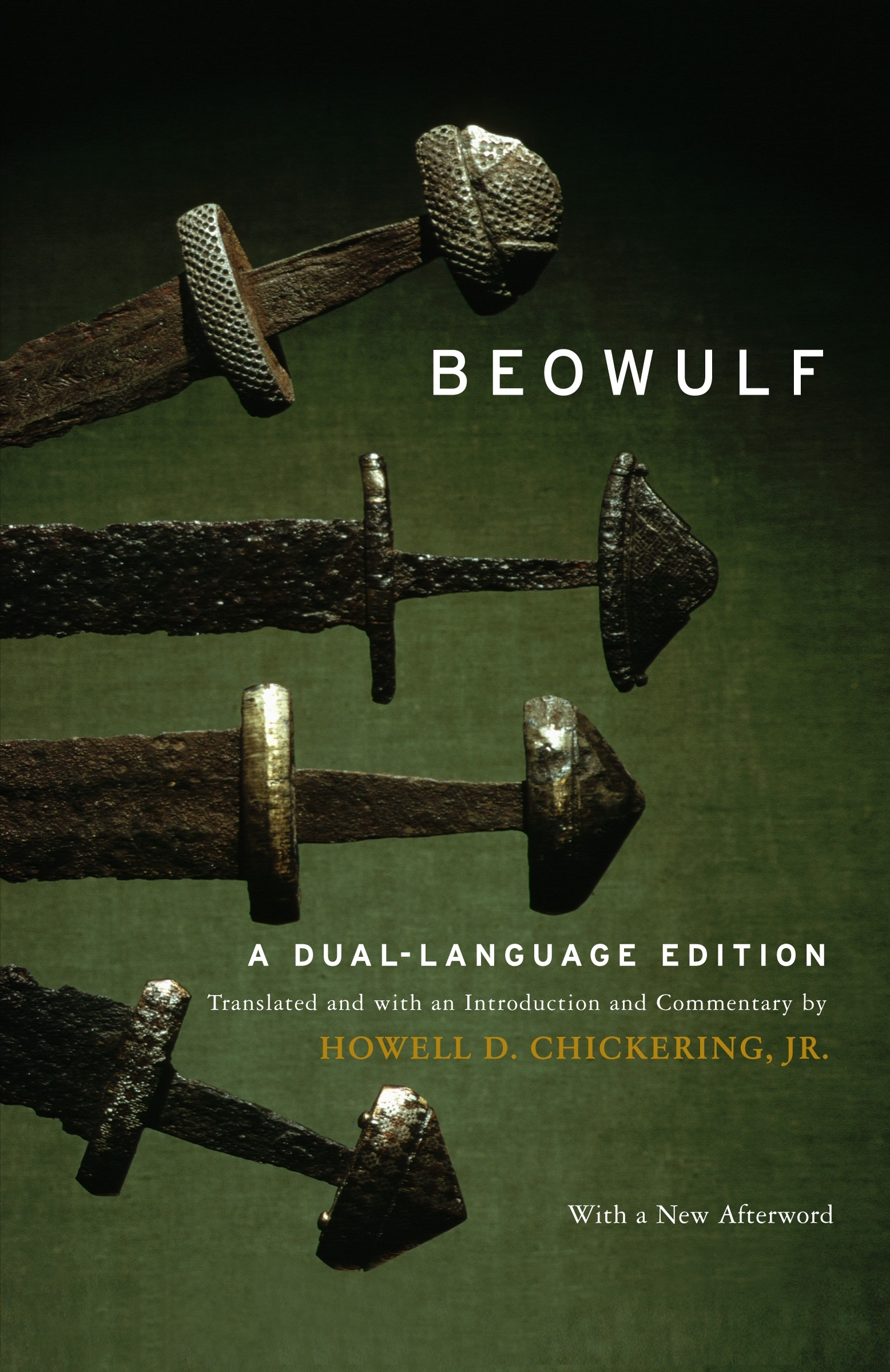 Beowulf by Howell D. Chickering - Penguin Books Australia