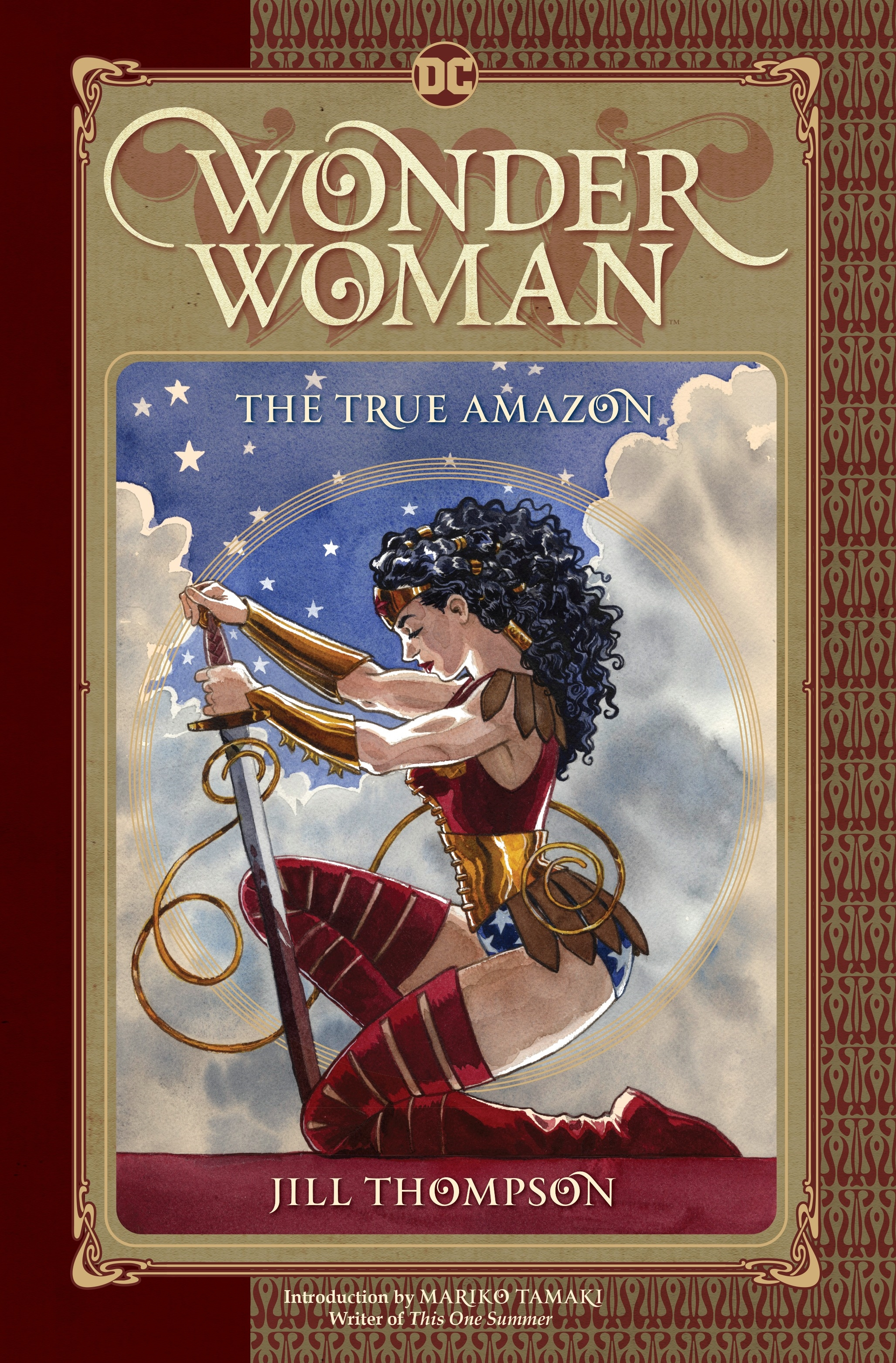 Wonder Woman A Very Selfish Princess by Jill Thompson