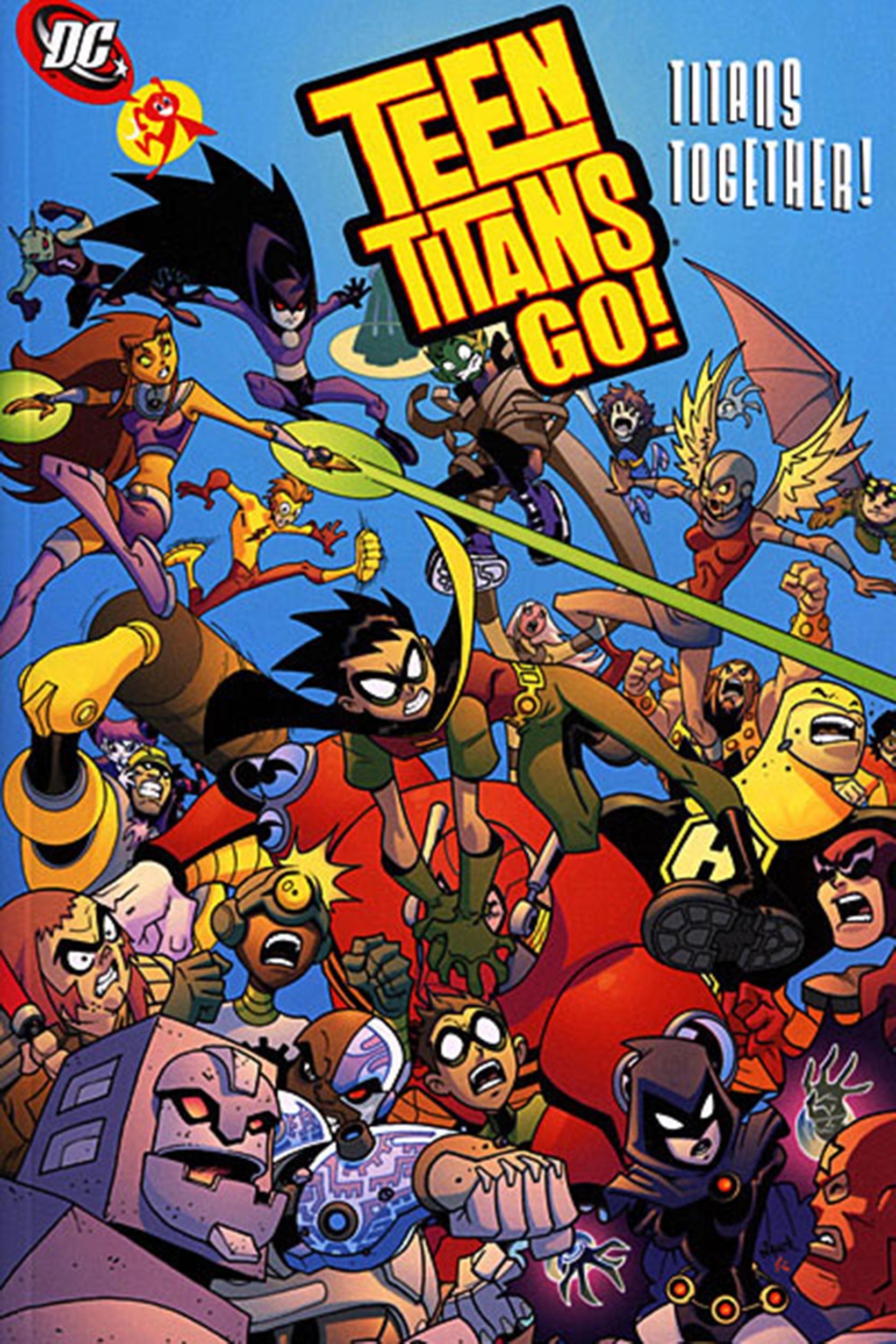 Teen Titans Go Titans Together By J Torres - Penguin -5965