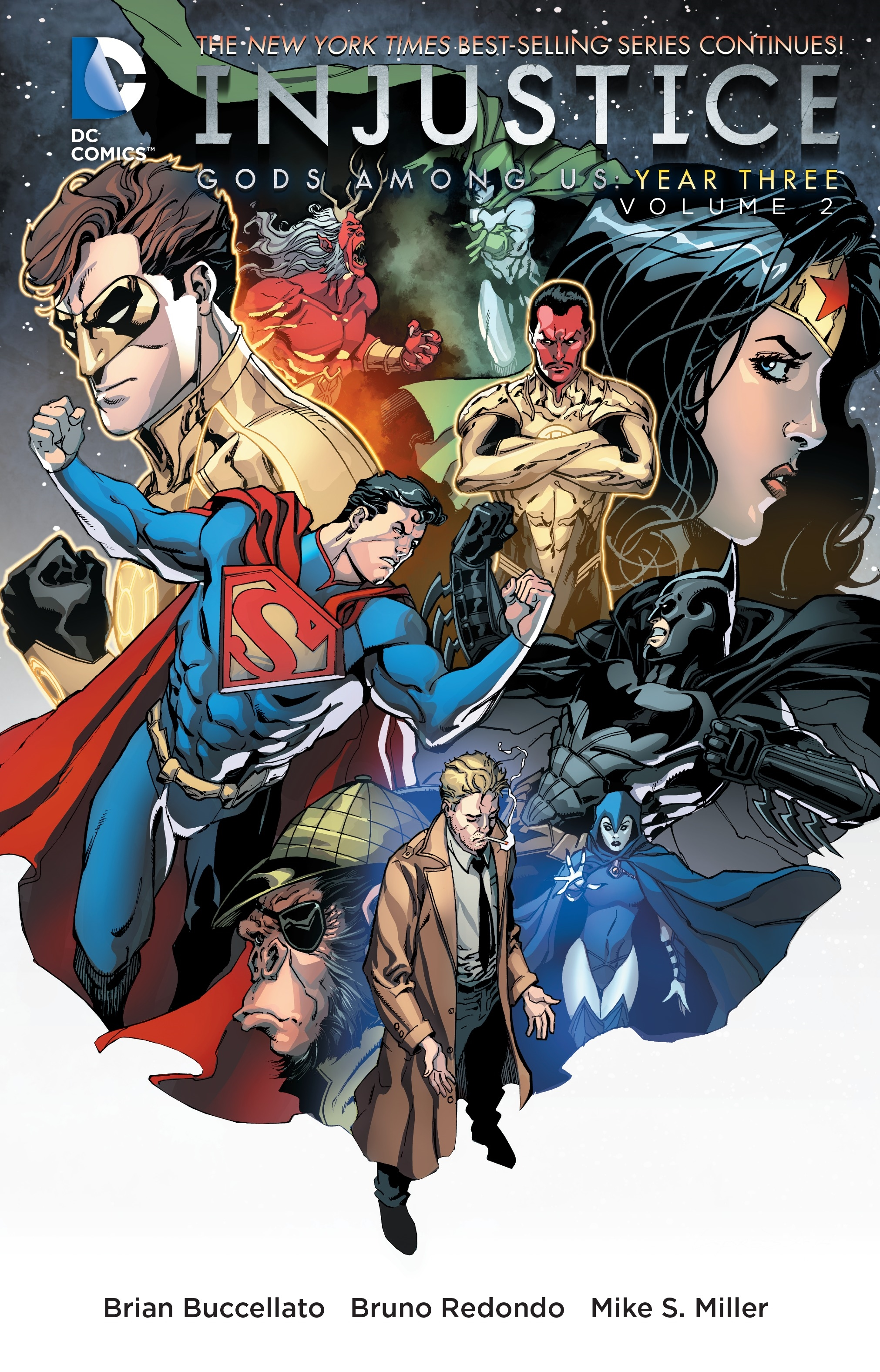 Injustice Gods Among Us Year 3 Vol  2 by Brian Buccellatio - Penguin