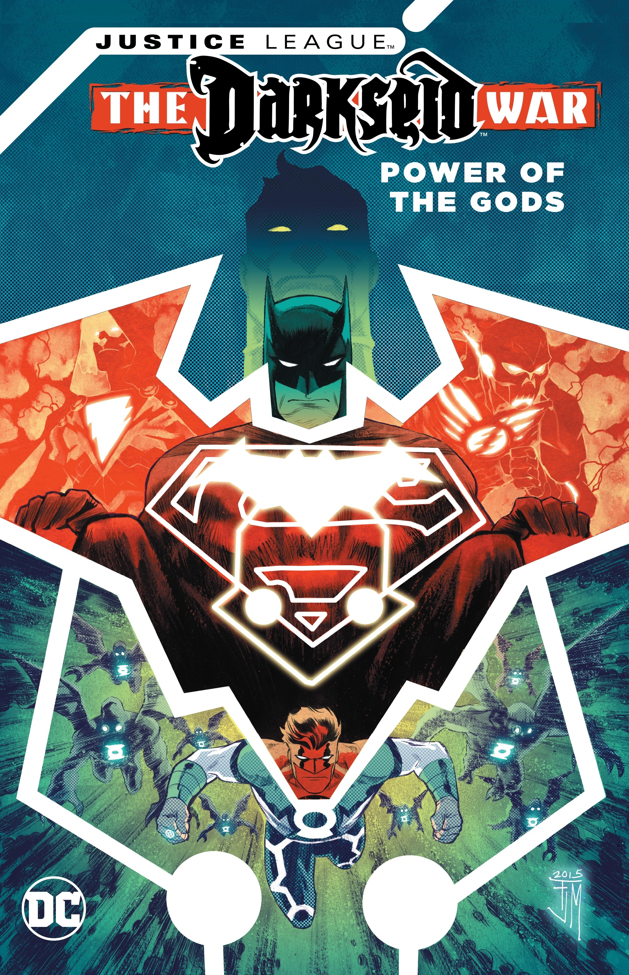 Justice League Gods And Men (Darkseid War) by Francis Manapul