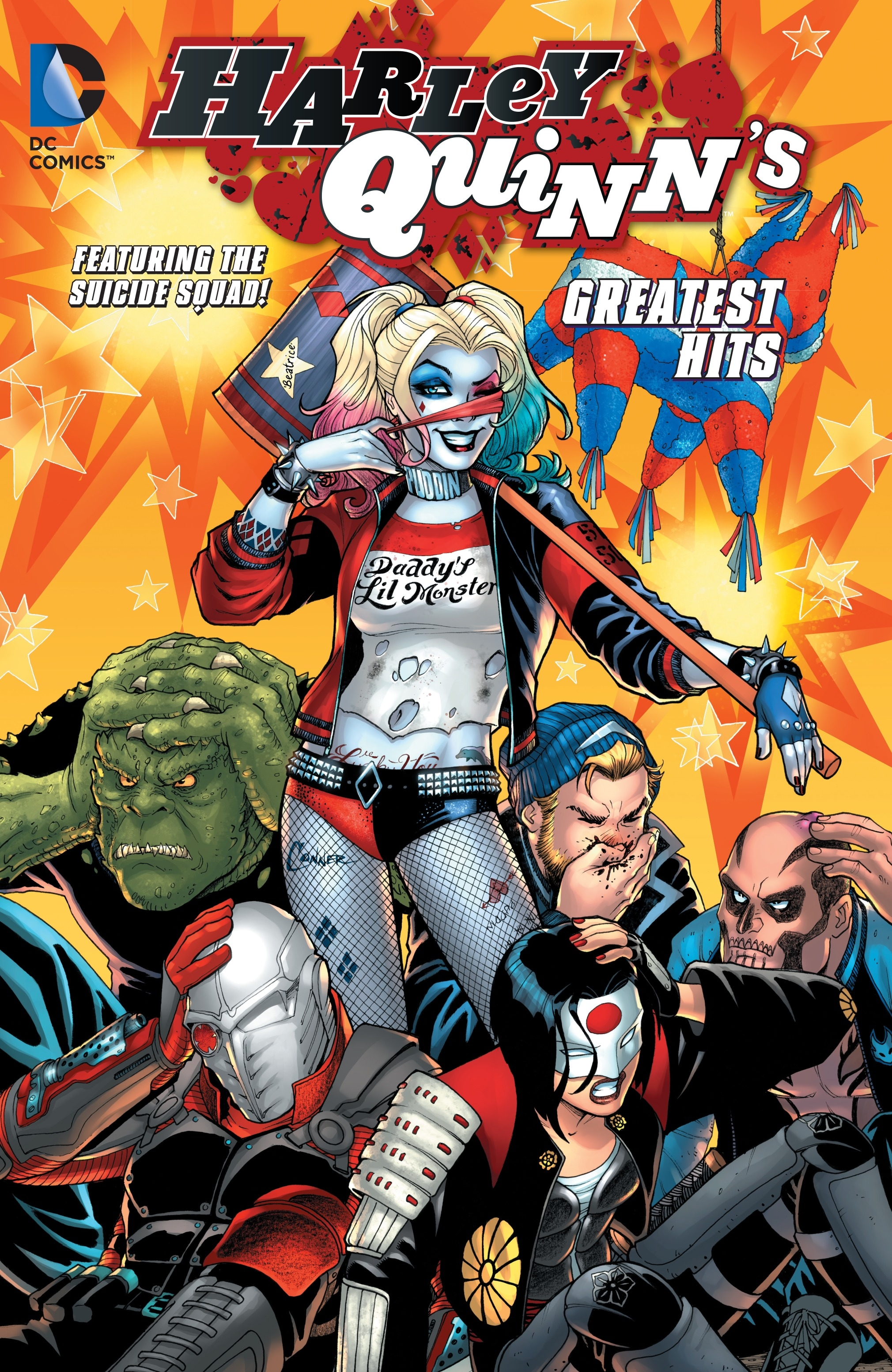 Harley Quinn s Greatest Hits by DC Comics - Penguin Books Australia 3e997ee368