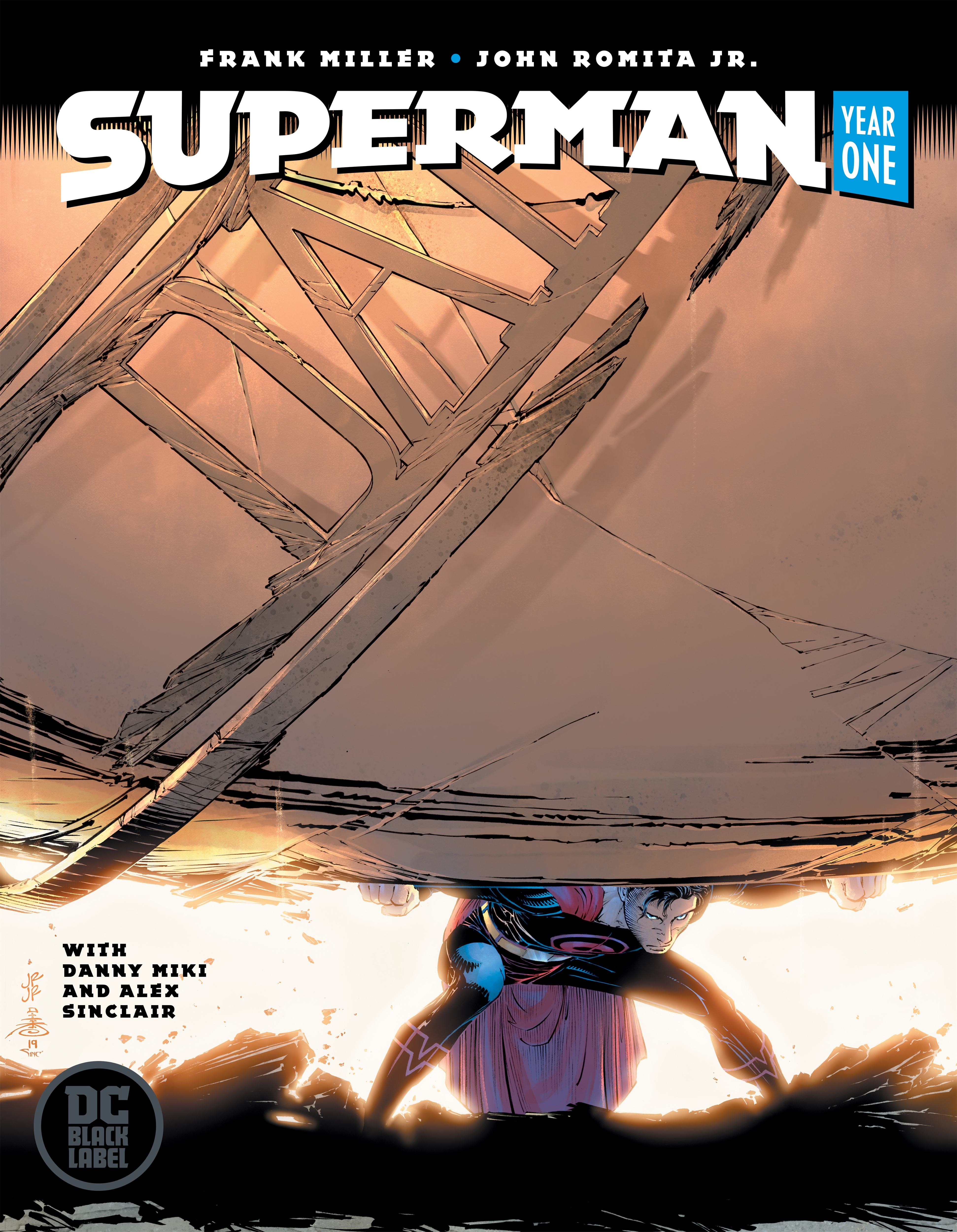 8559d52fc Superman Year One by FRANK MILLER - Penguin Books New Zealand