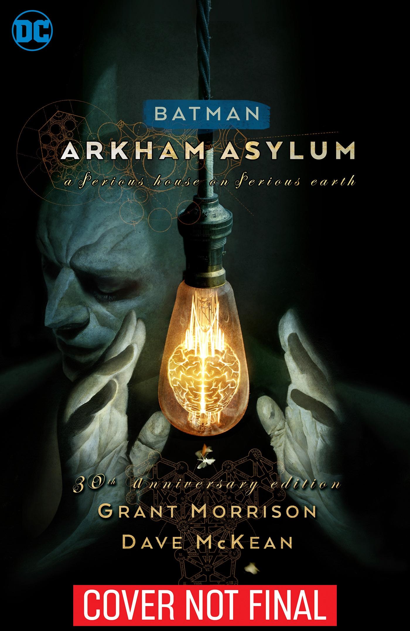 Absolute Batman Arkham Asylum (30th Anniversary Edition) by