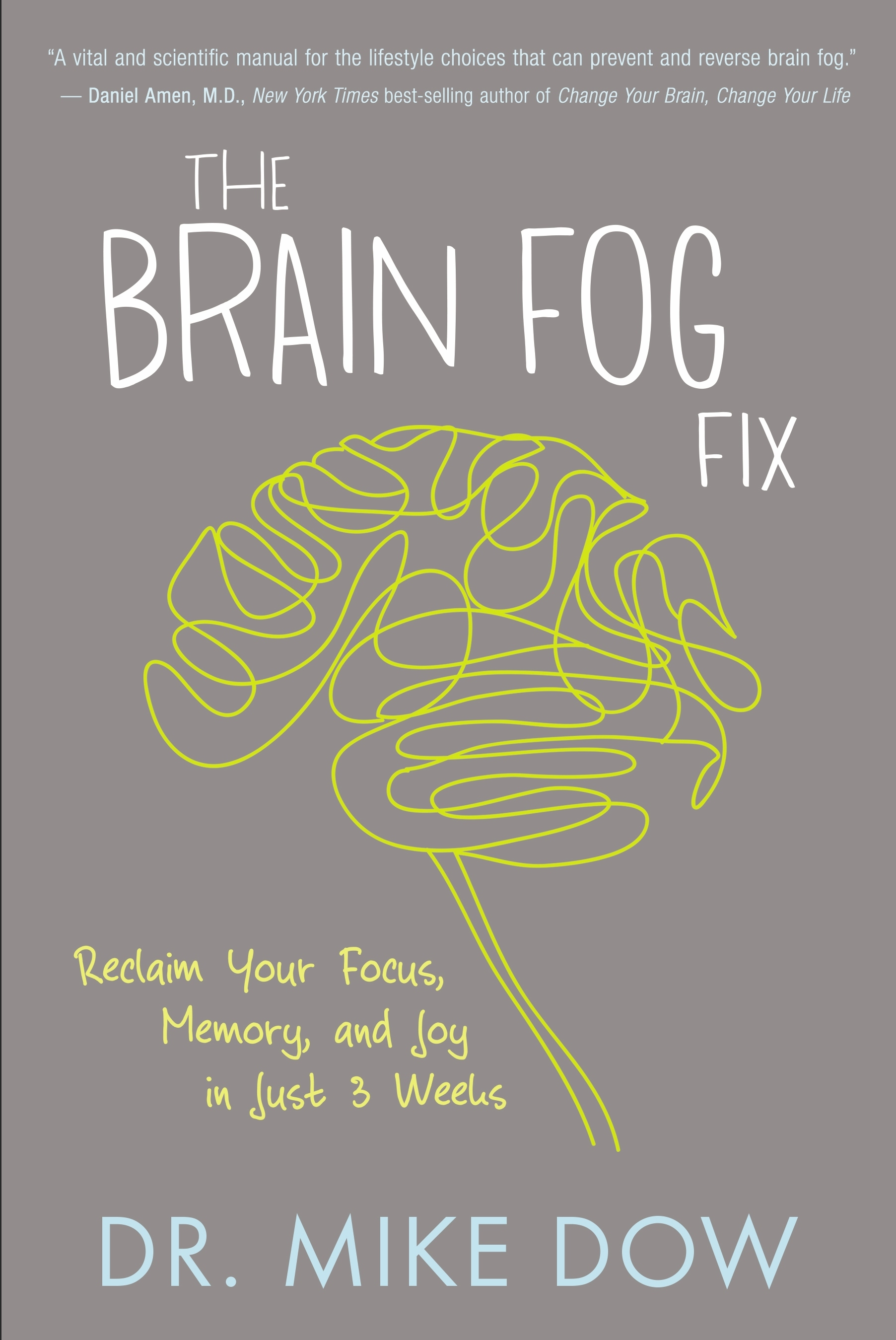 The brain fog fix reclaim your focus memory and joy in just 3 hi res cover solutioingenieria Gallery
