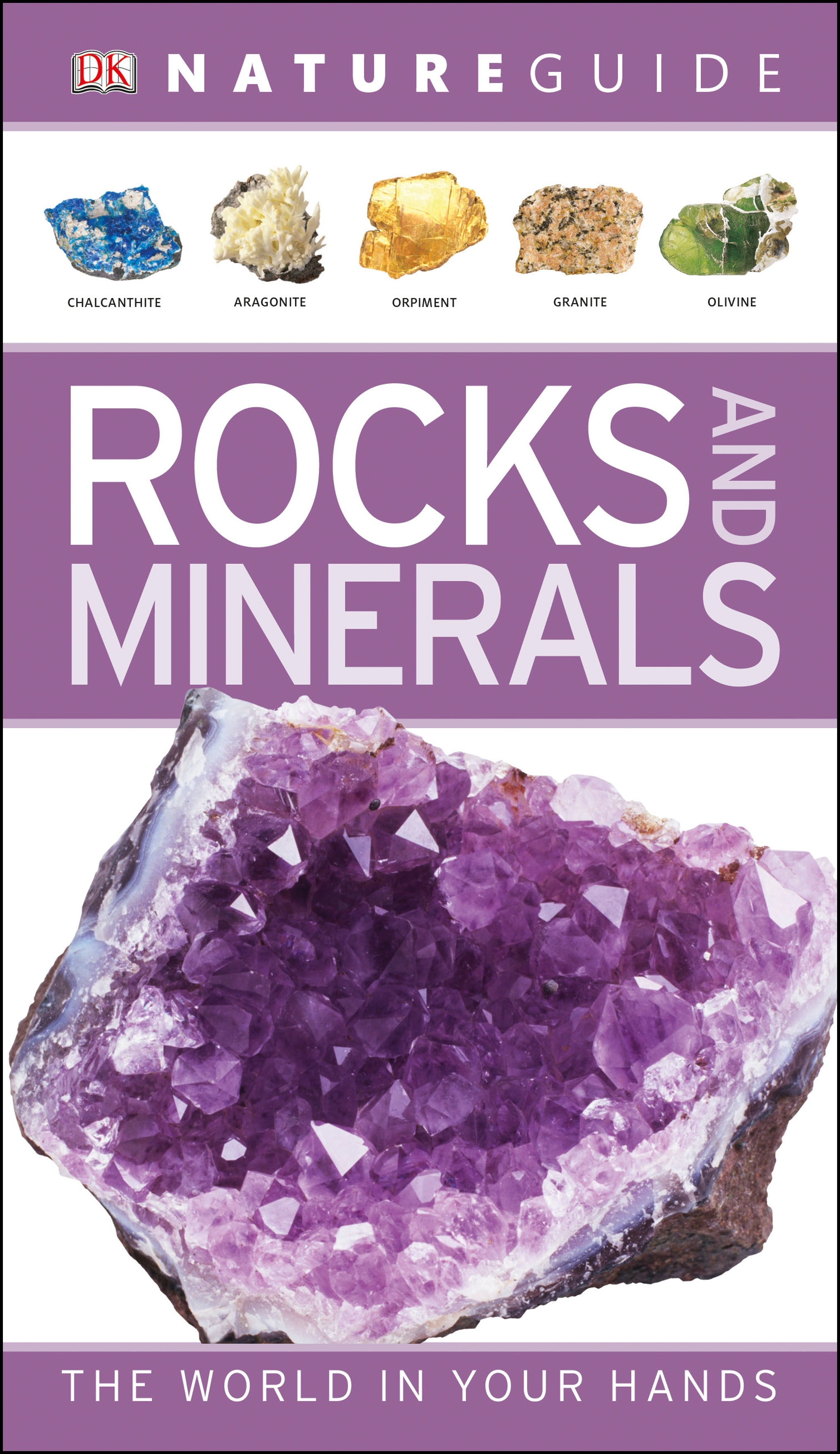 Nature Guide~ Rocks And Minerals by DK - Penguin Books Australia