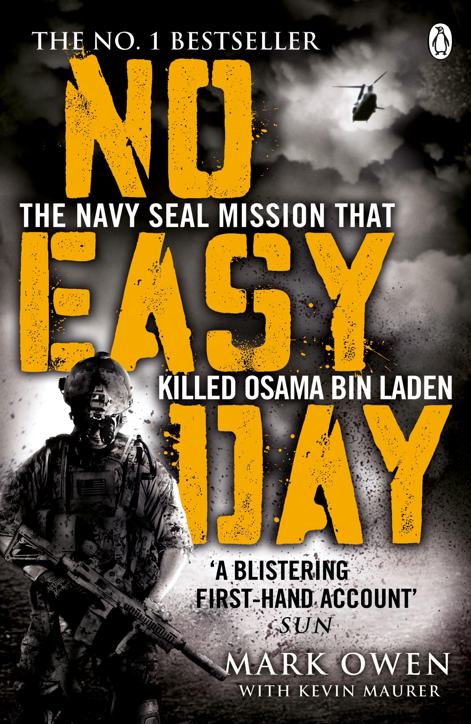 No Easy Day by Mark Owen - Penguin Books Australia