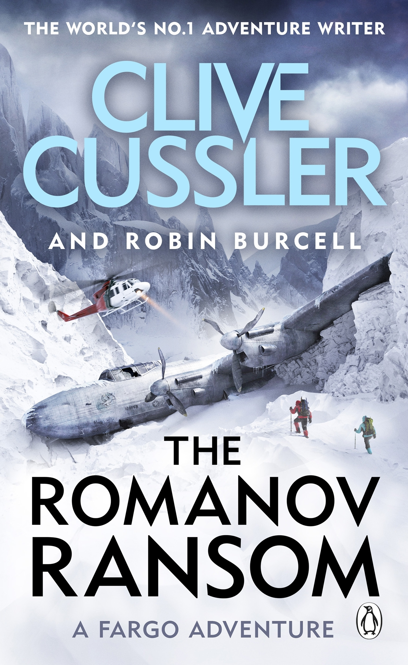 The Romanov Ransom: Fargo Adventures #9. By Clive Cussler ...