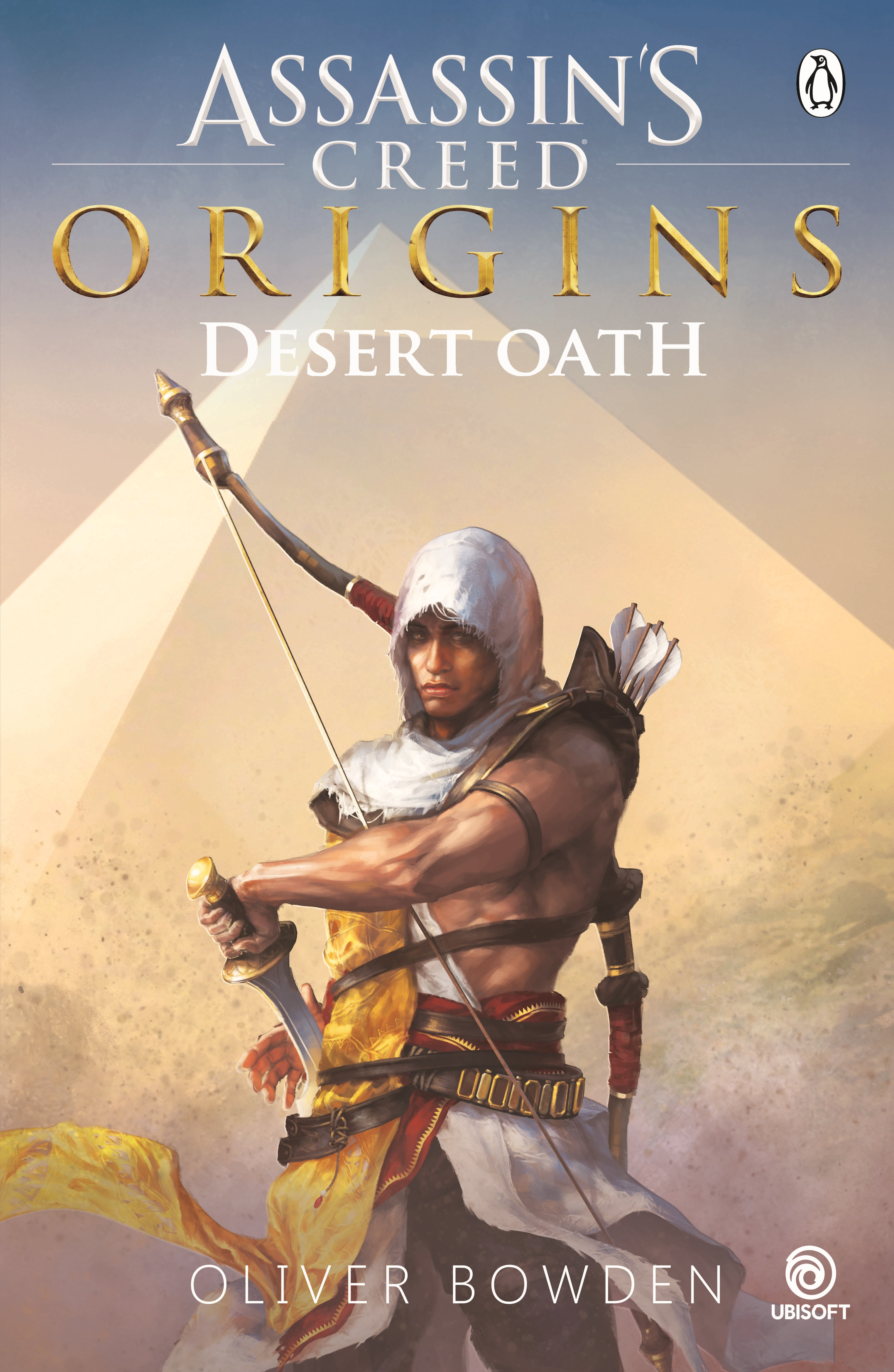 Desert Oath: The Official Prequel to Assassin's Creed ...