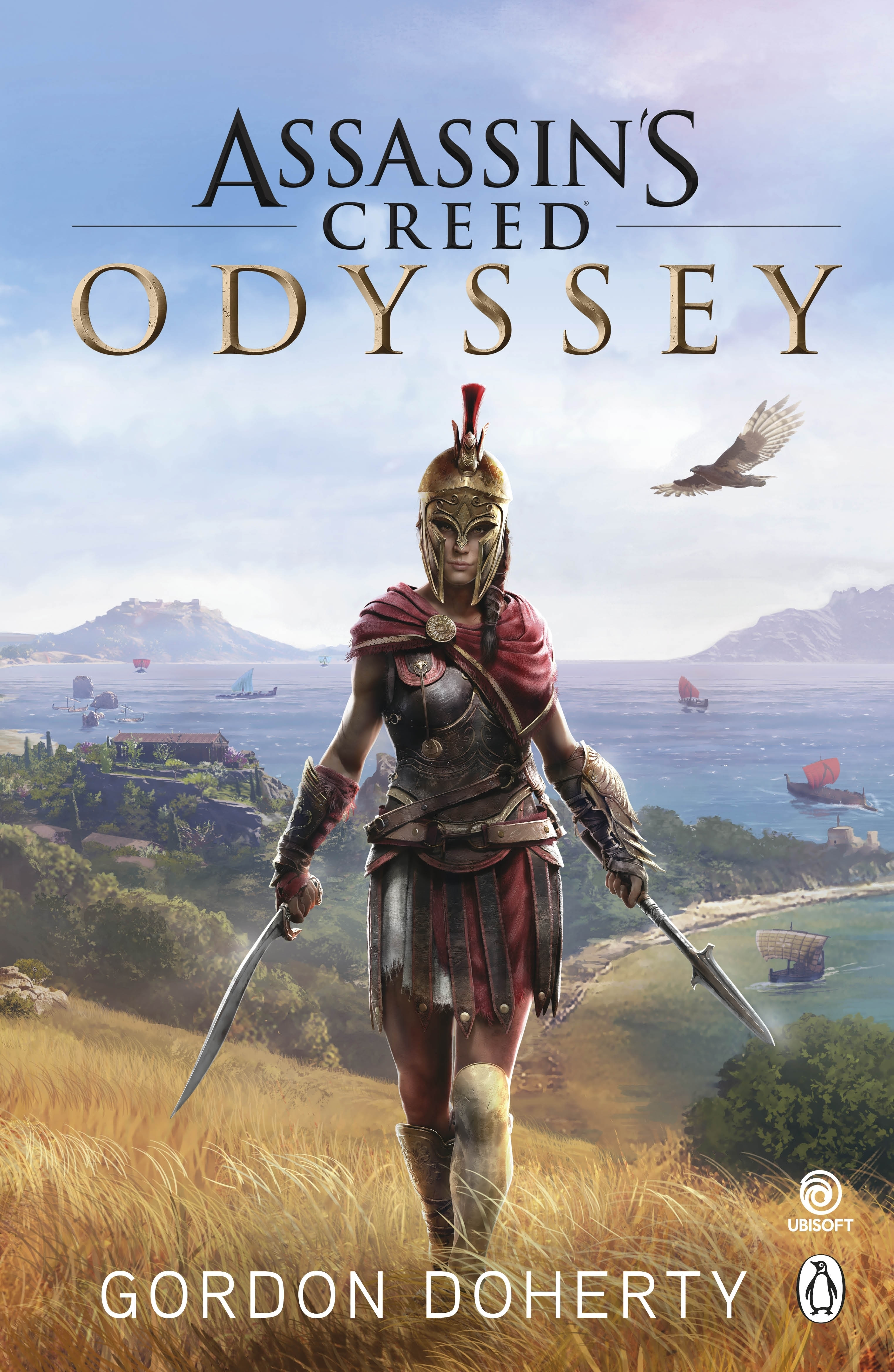 Assassin S Creed Odyssey By Gordon Doherty Penguin Books Australia