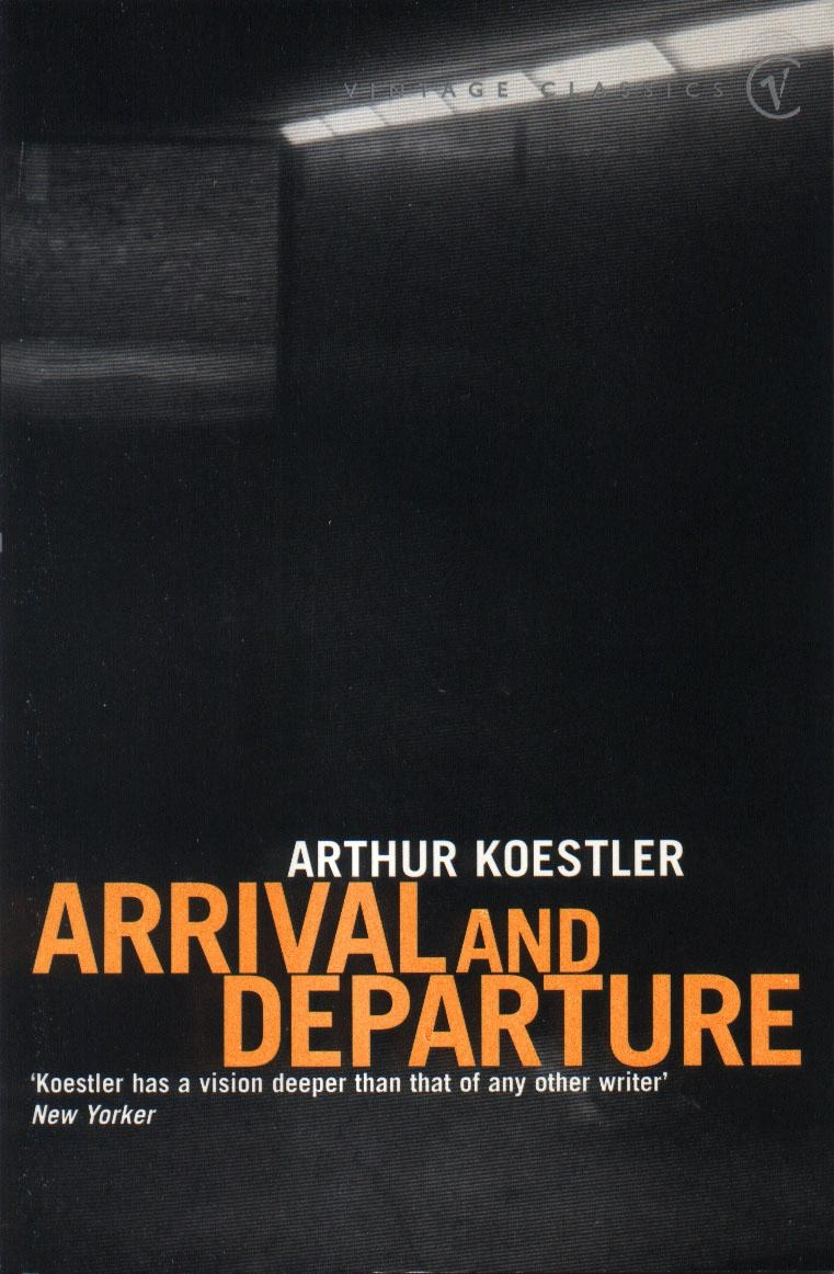 the theme of revolutionary ethics in the novel darkness at noon by arthur koestler The cult of violence revisited (camus, sartre such as arthur koestler french translation of darkness at noon, his famous novel of bolshevik cannibalism.