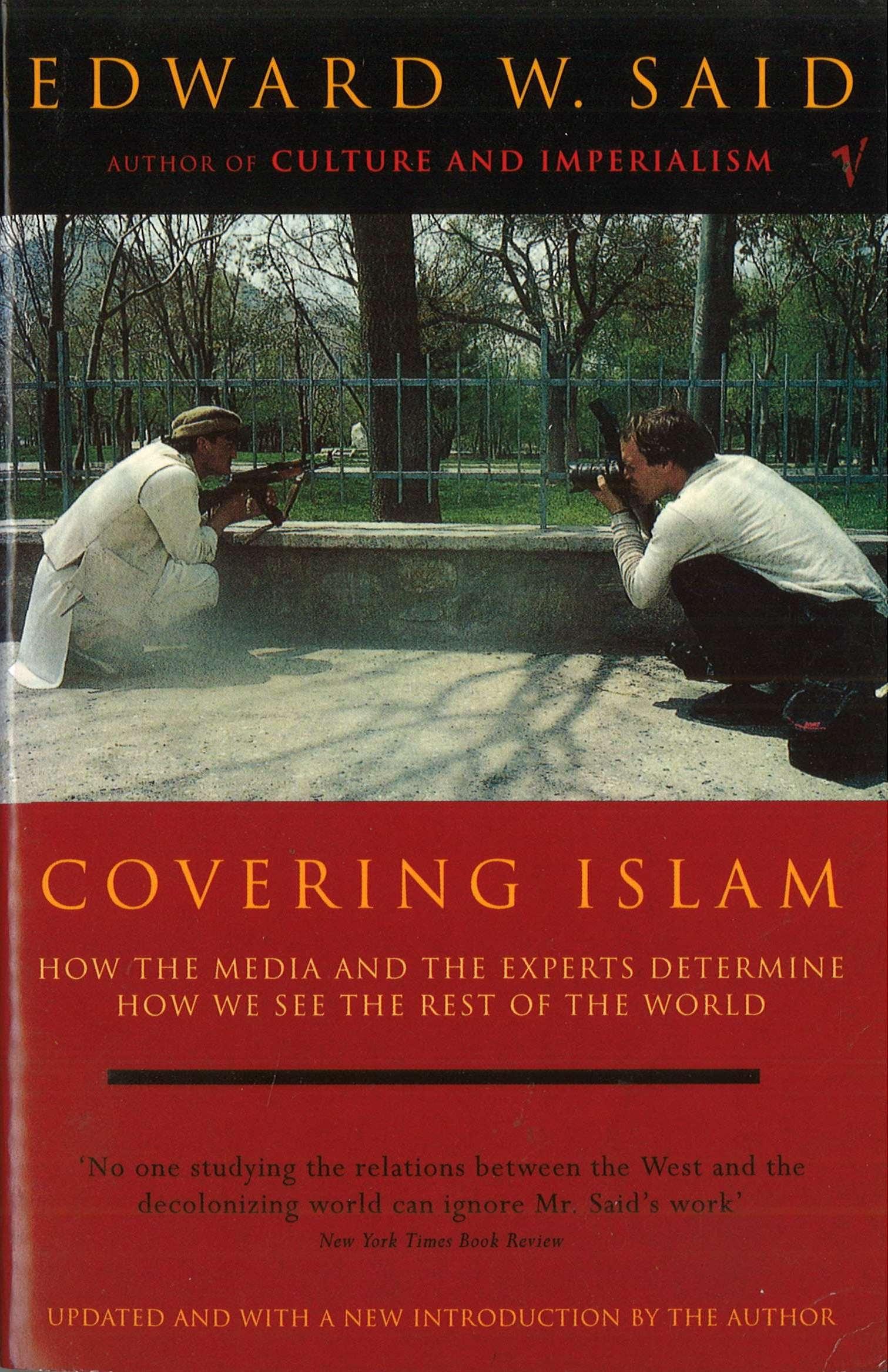 covering islam edward said pdf free download