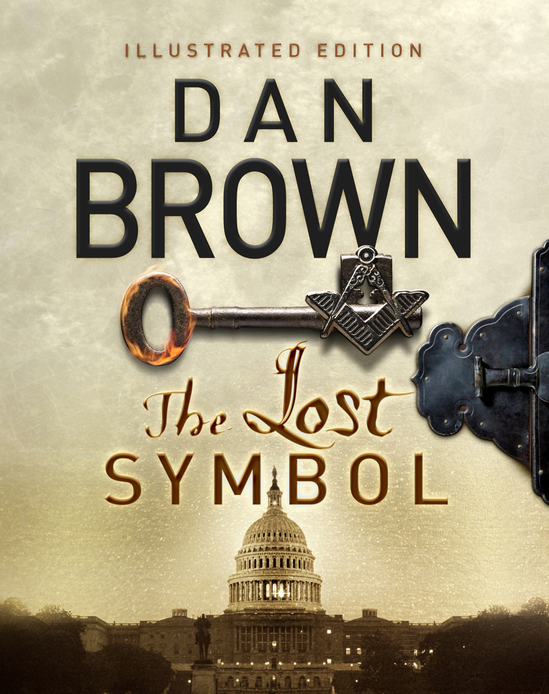 The Lost Symbol Illustrated Edition By Dan Brown Penguin Books