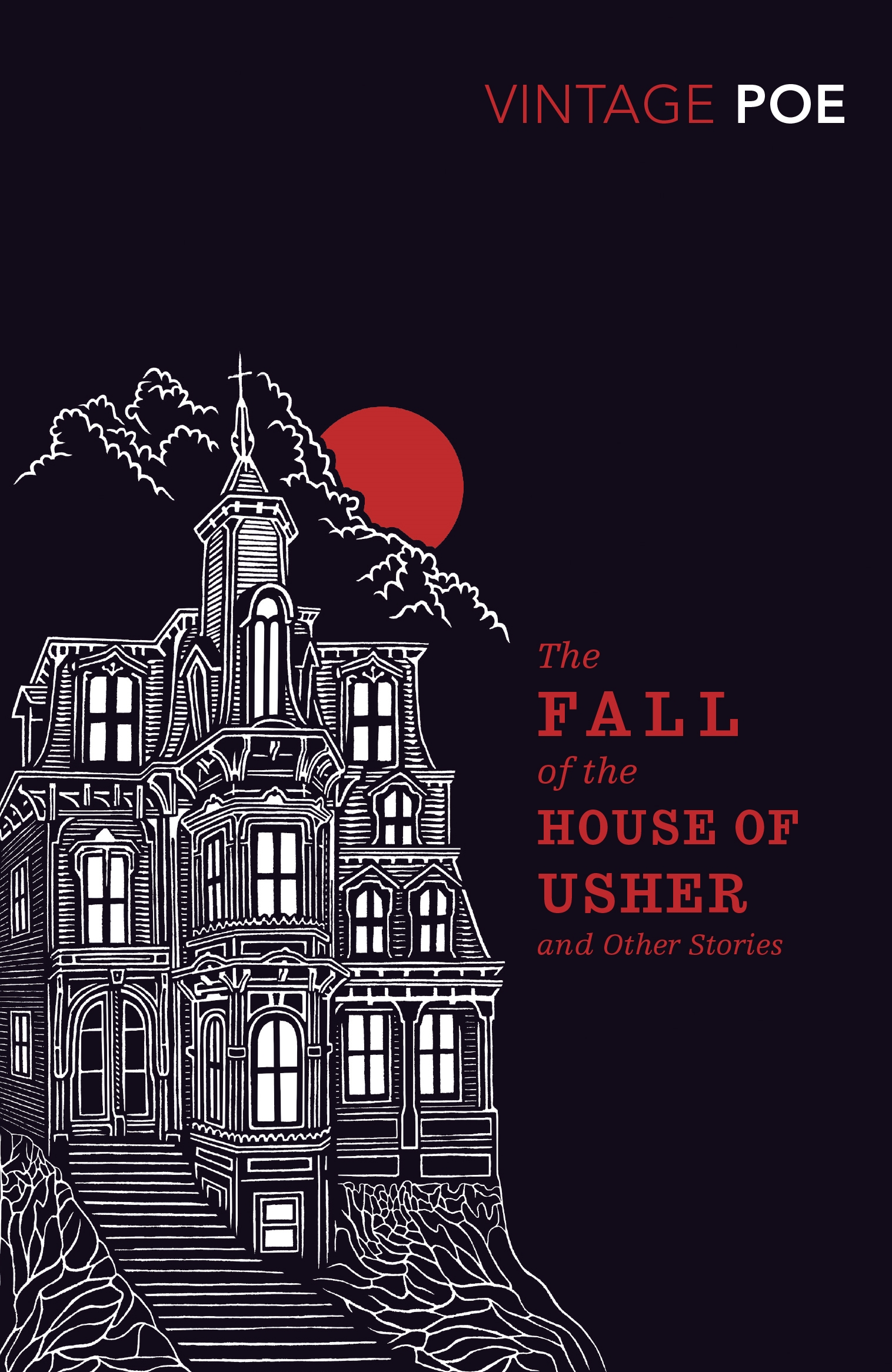 literary criticism fall of the house of usher