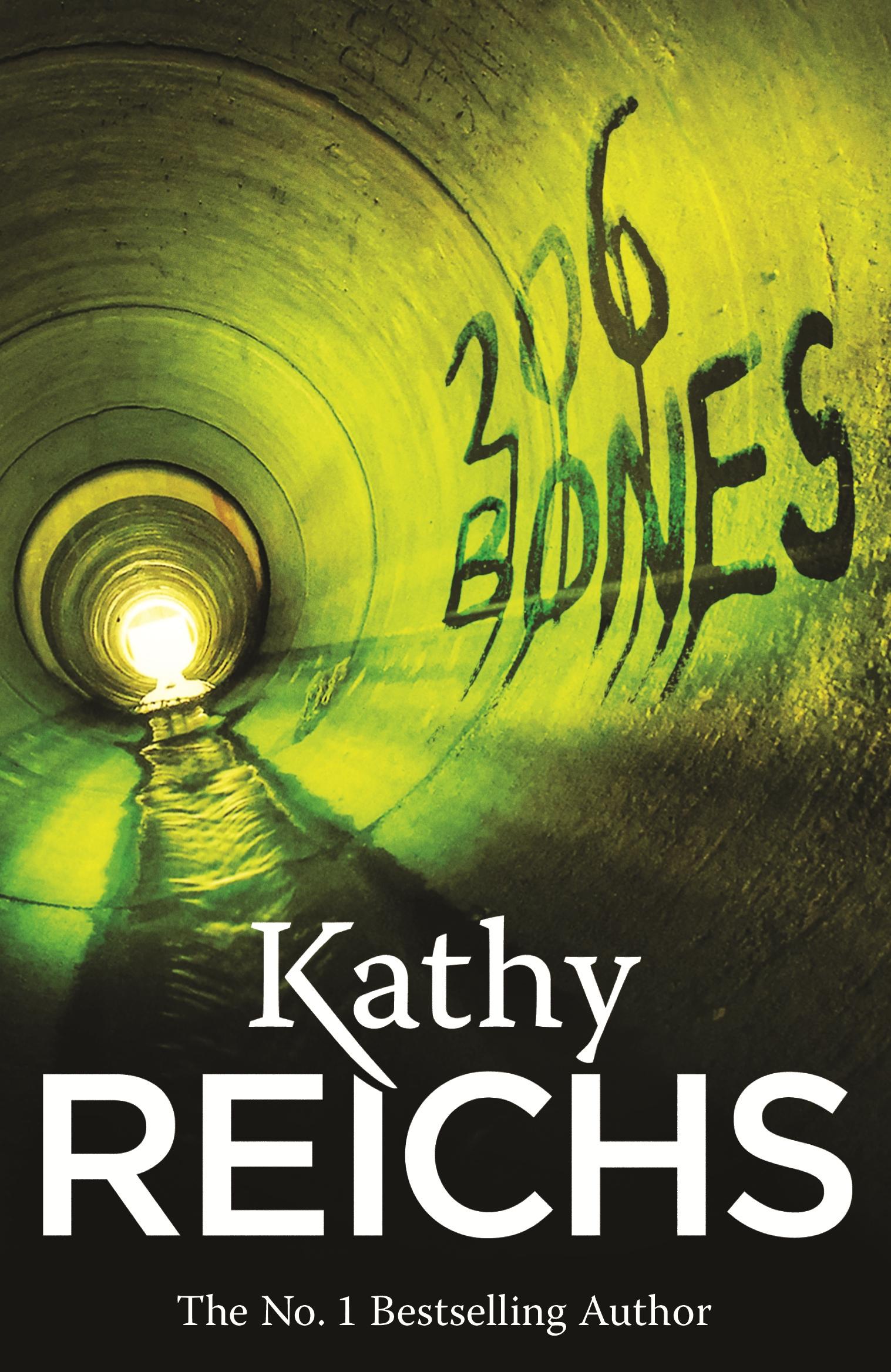 206 Bones by Kathy Reichs - Penguin Books Australia