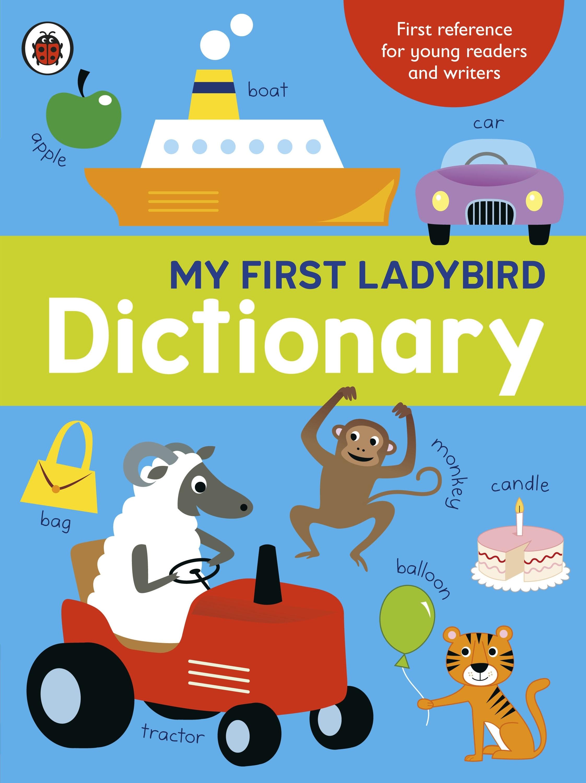 My First Ladybird Dictionary - Penguin Books Australia