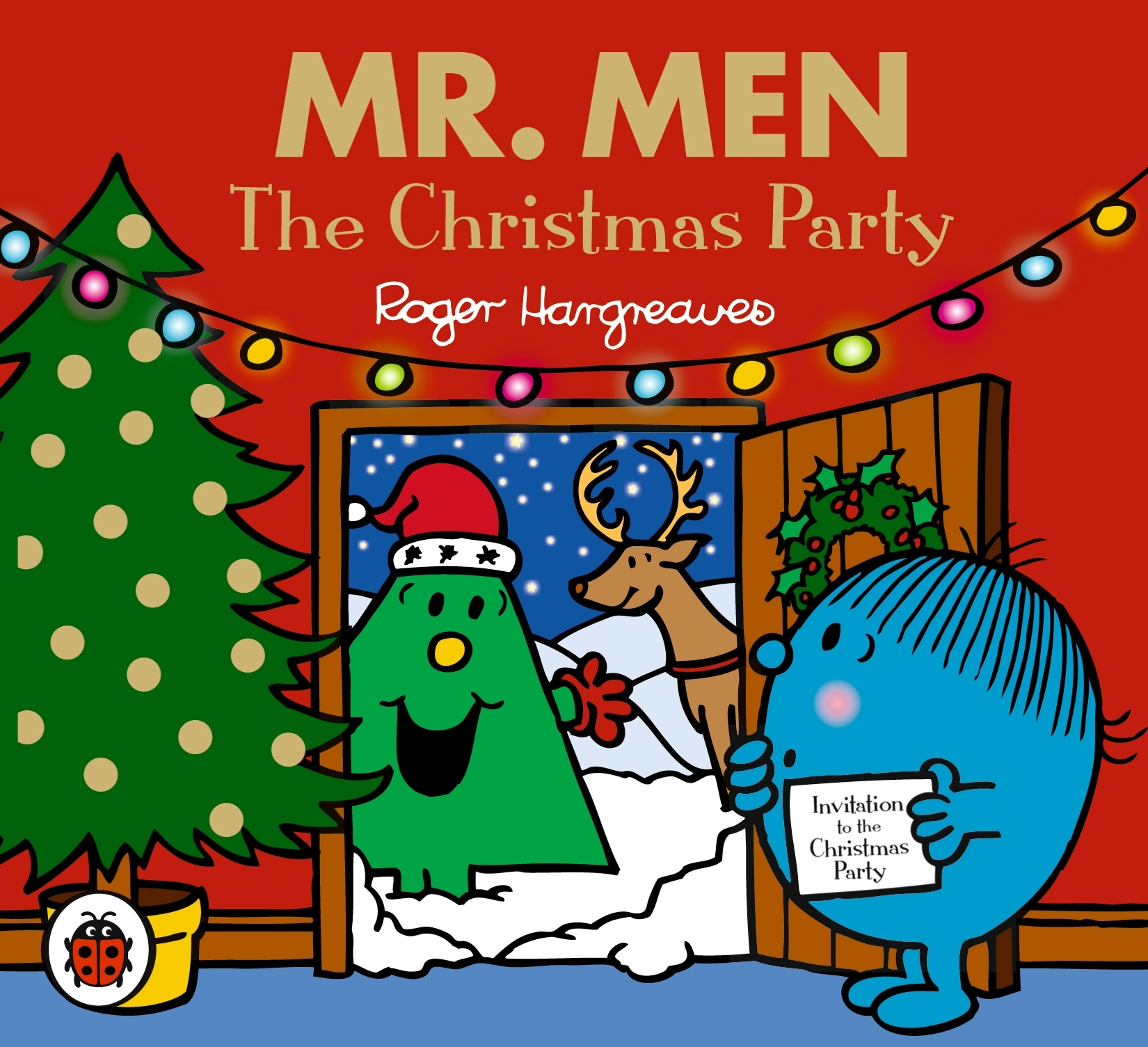 Mr Men and Little Miss: Mr Men Christmas Party by Roger Hargreaves ...