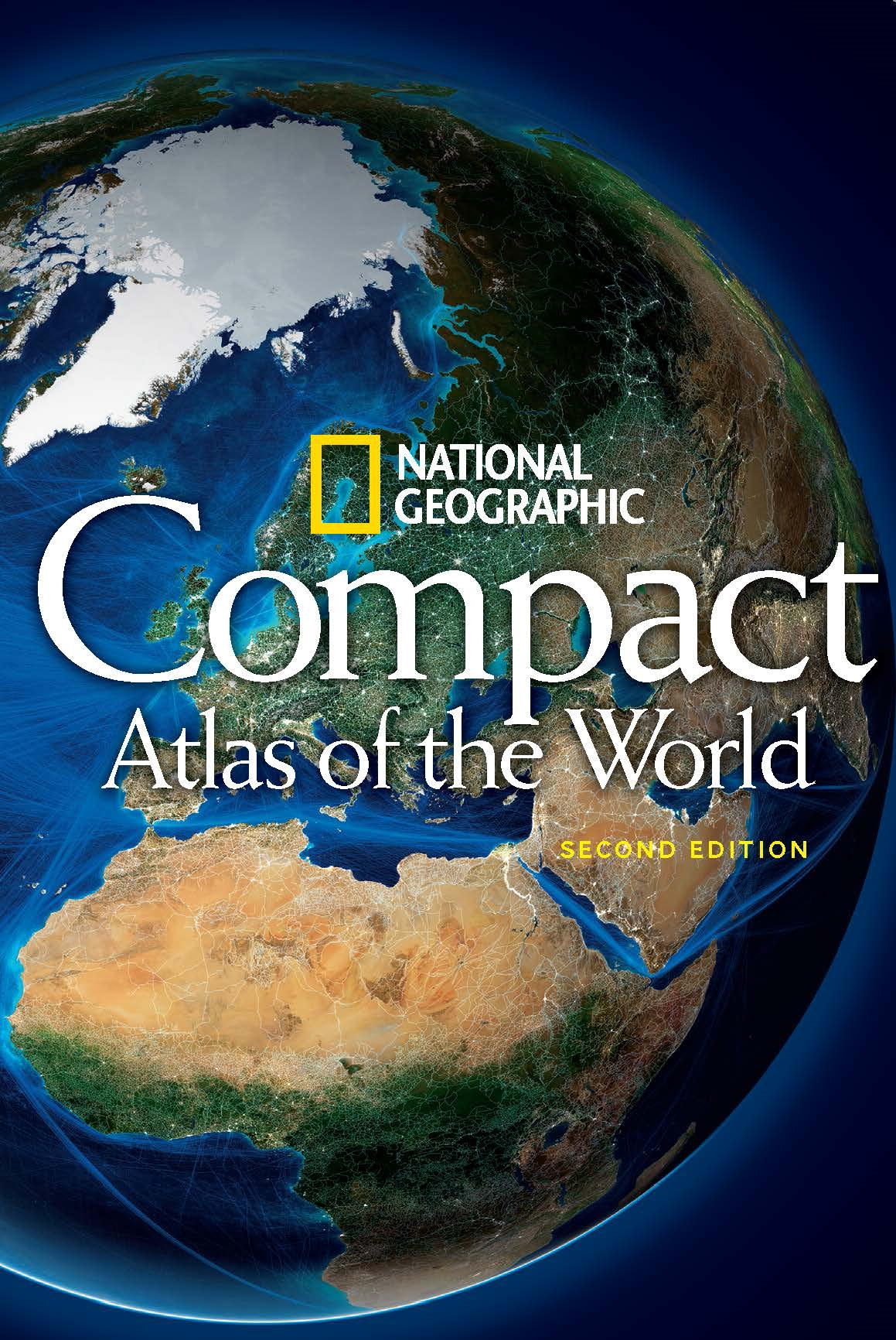 National geographic compact atlas of the world second edition by national geographic compact atlas of the world second edition gumiabroncs Image collections