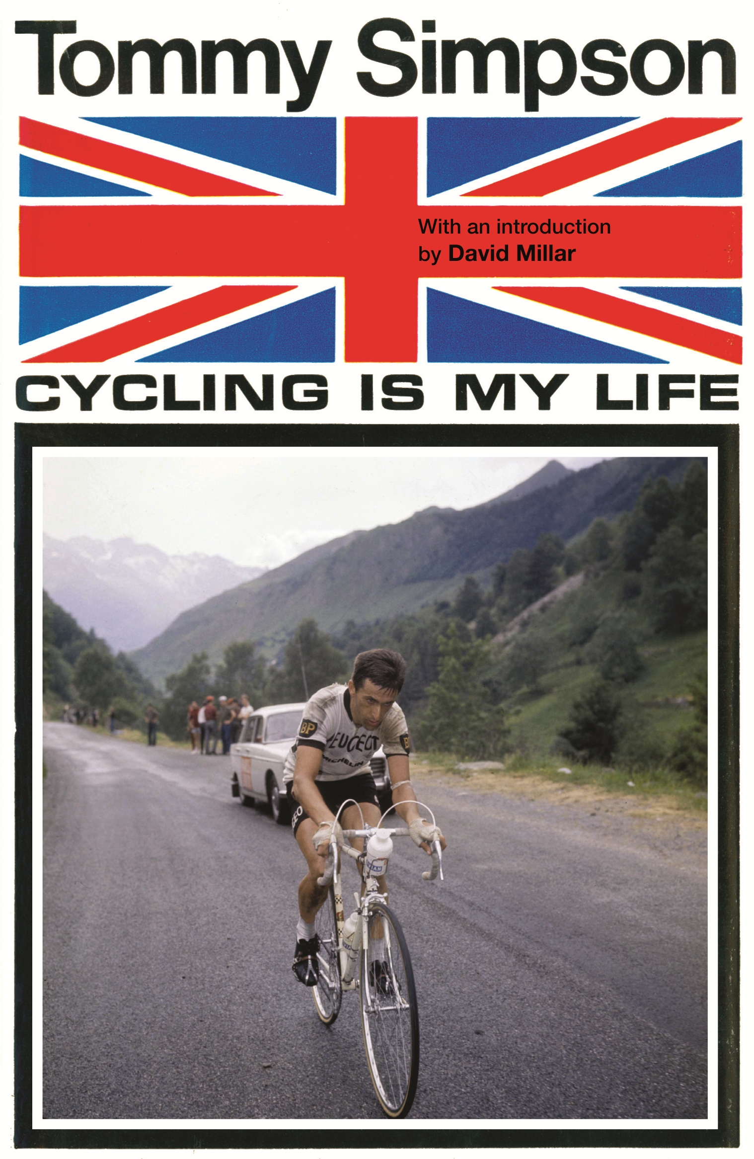 Cycling is My Life by Tommy Simpson - Penguin Books New Zealand 4d0722b0b