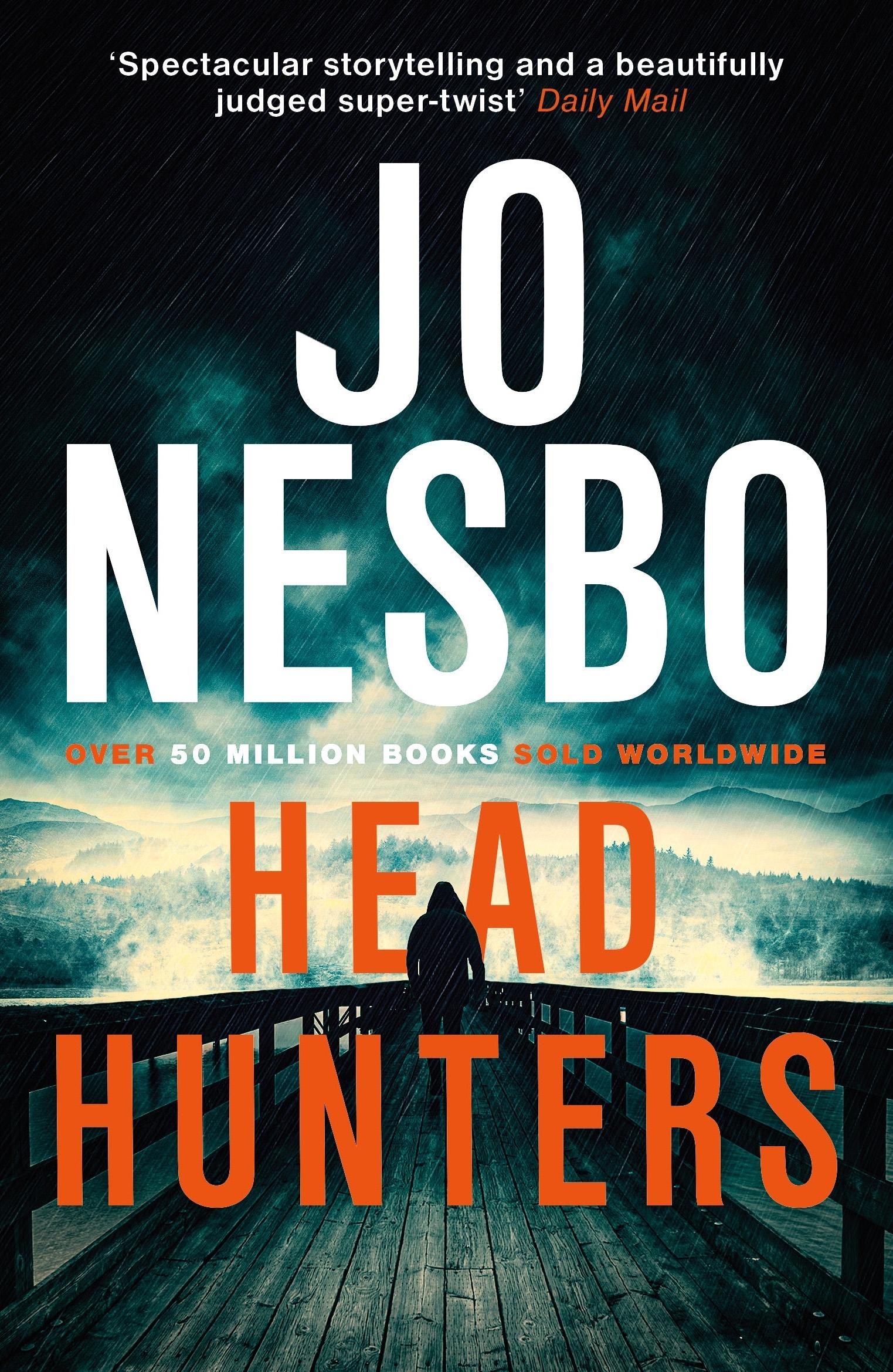 Jo Nesbo Headhunter