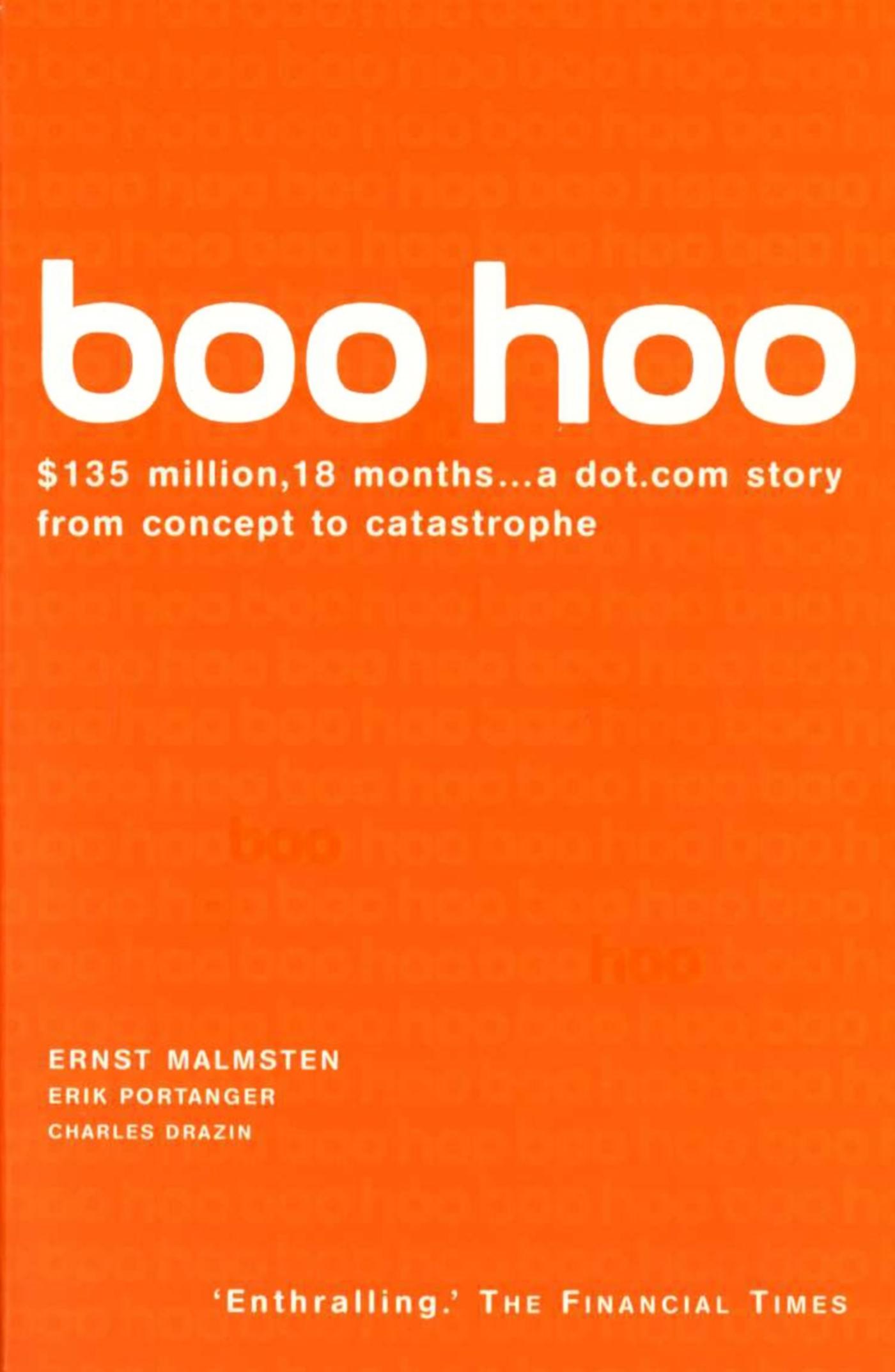 Boo Hoo by Charles Drazin - Penguin Books Australia