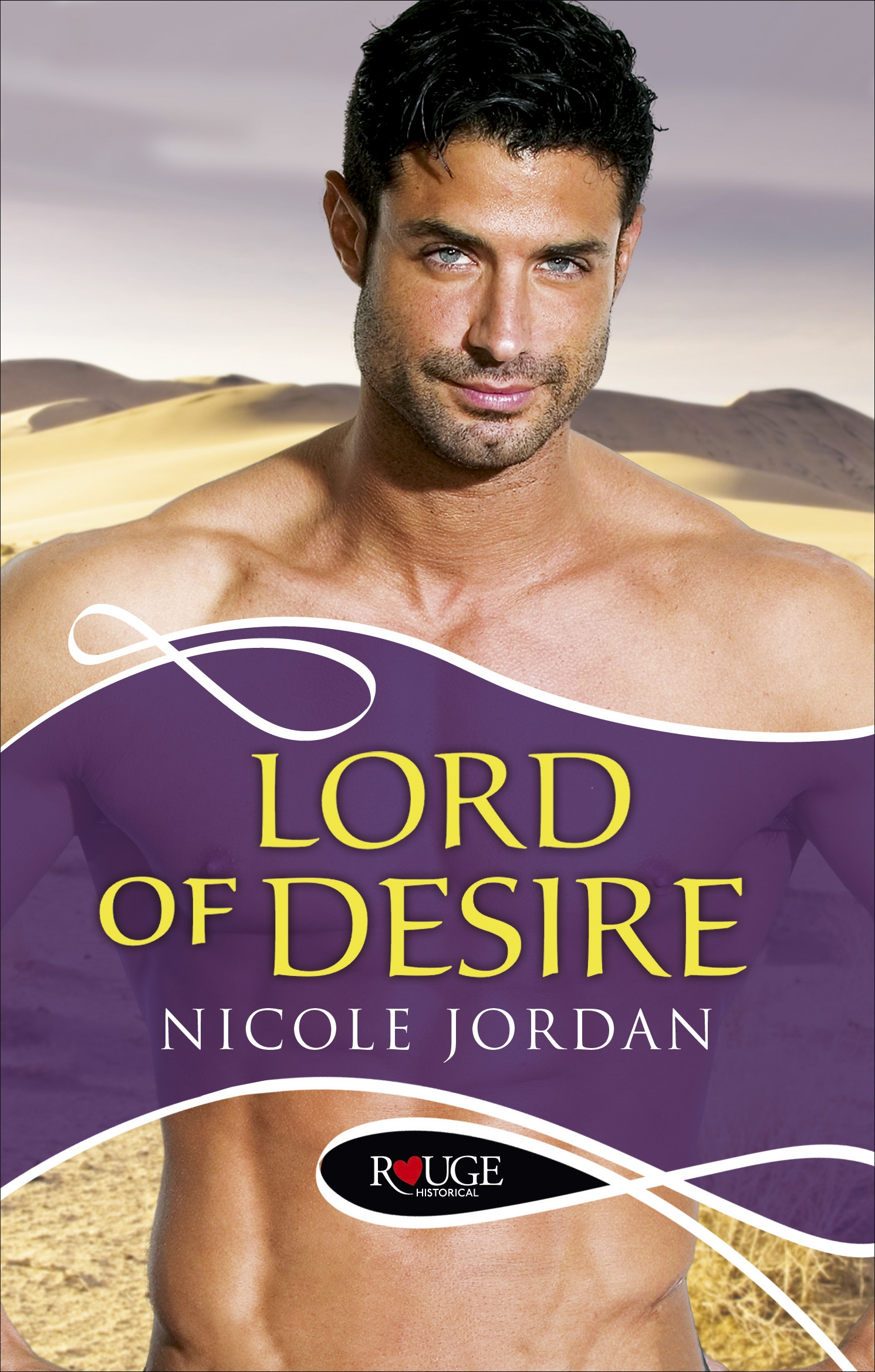 Alysson Sterling lord of desire: a rouge historical romancenicole jordan