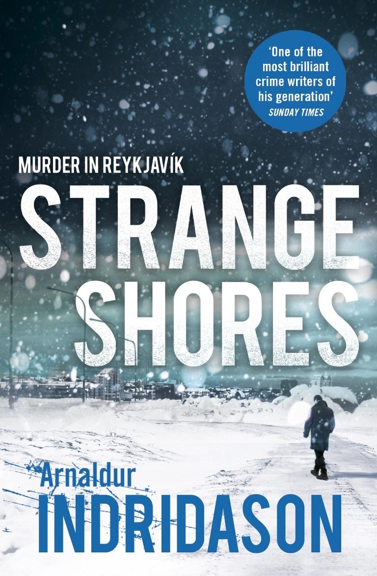 Strange Shores by Arnaldur Indridason - Penguin Books New