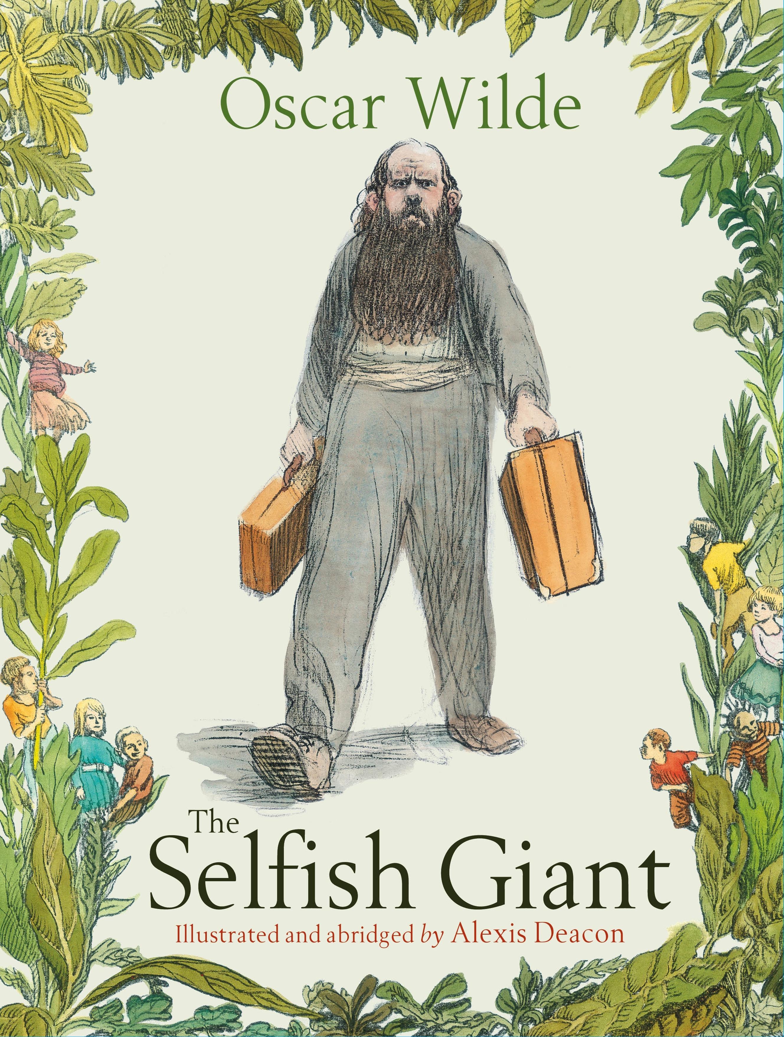 The Selfish Giant By Oscar Wilde Penguin Books New Zealand