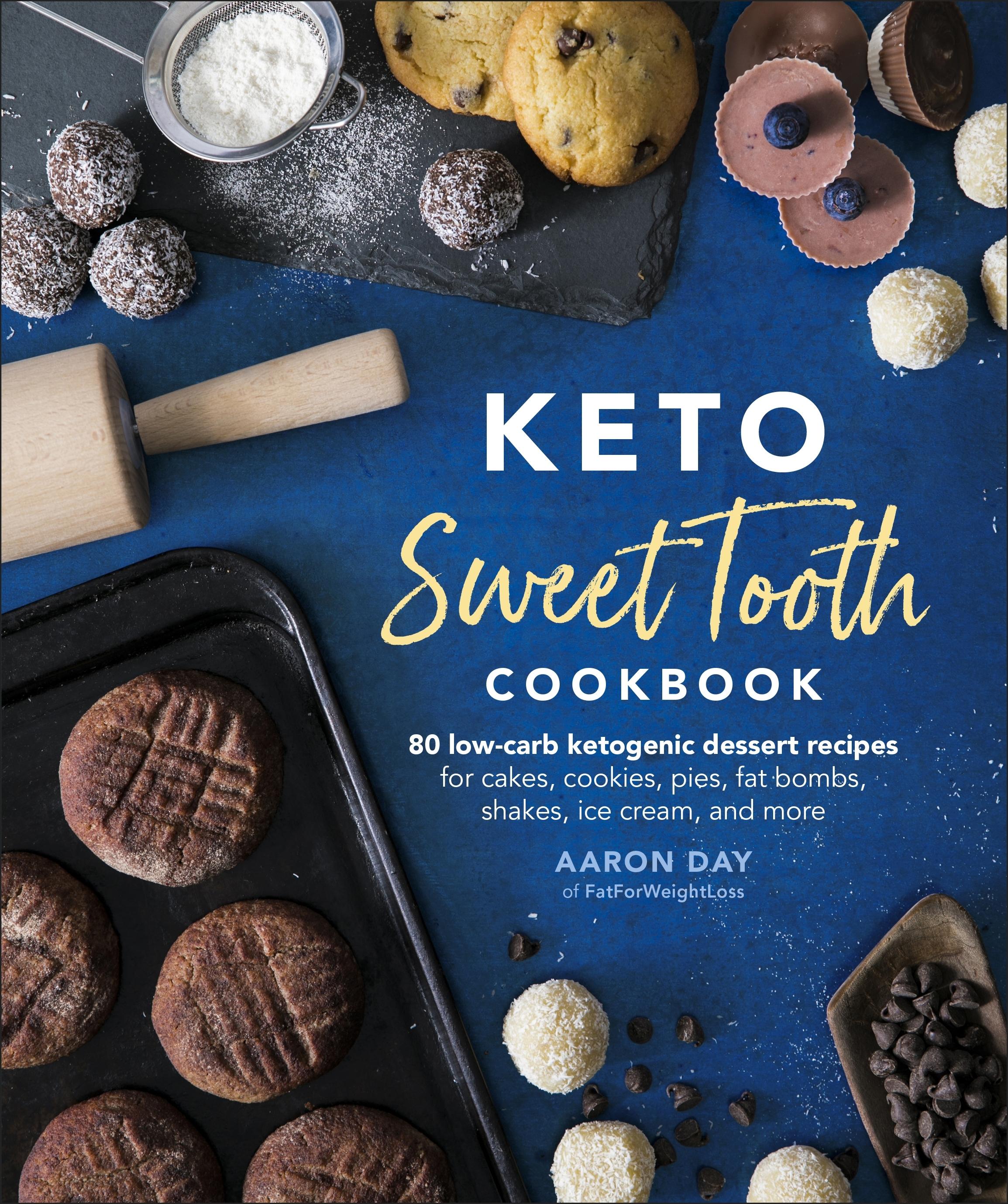 Keto Sweet Tooth Cookbook Penguin Books New Zealand