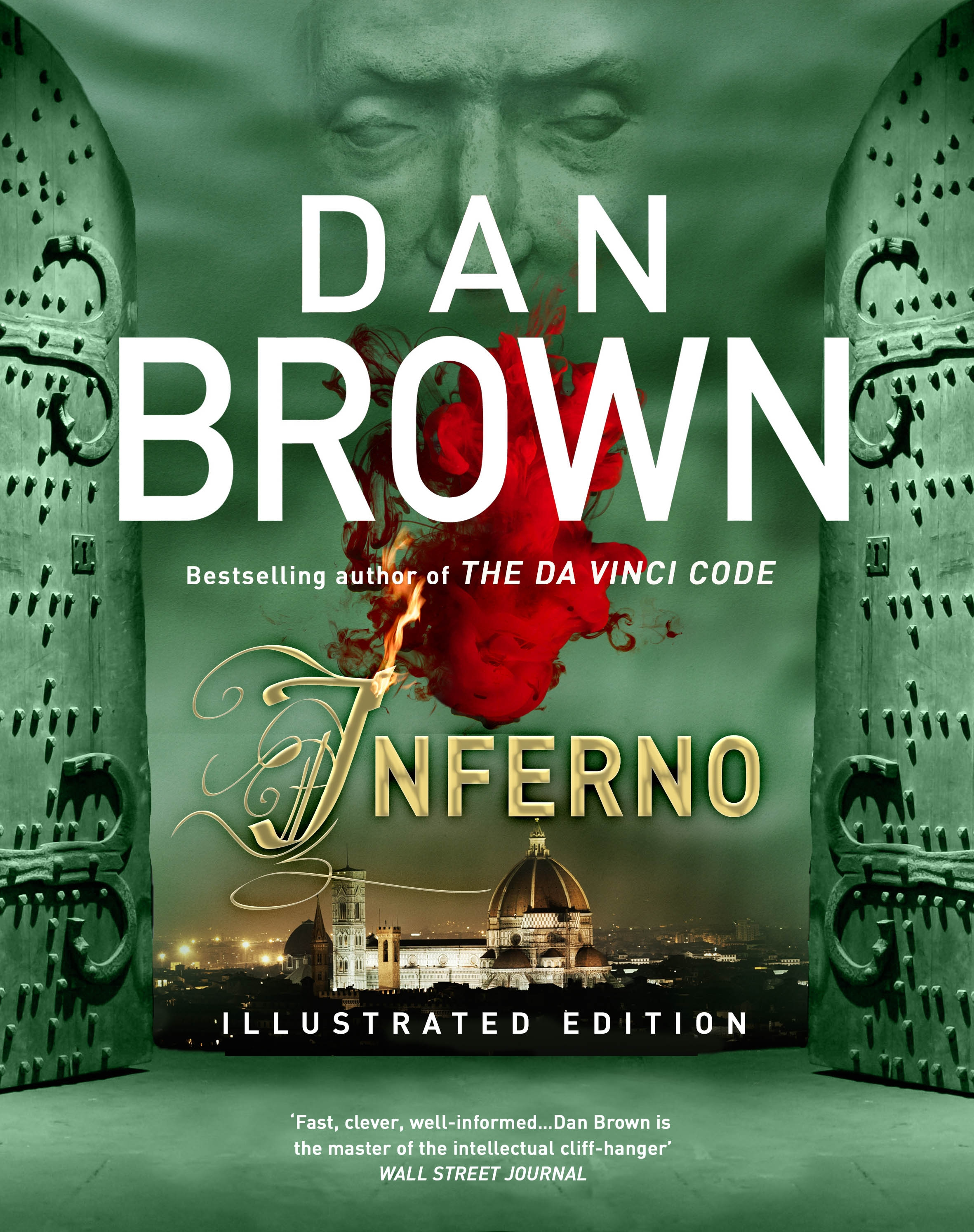 Hi-Res Cover Inferno - Illustrated Edition