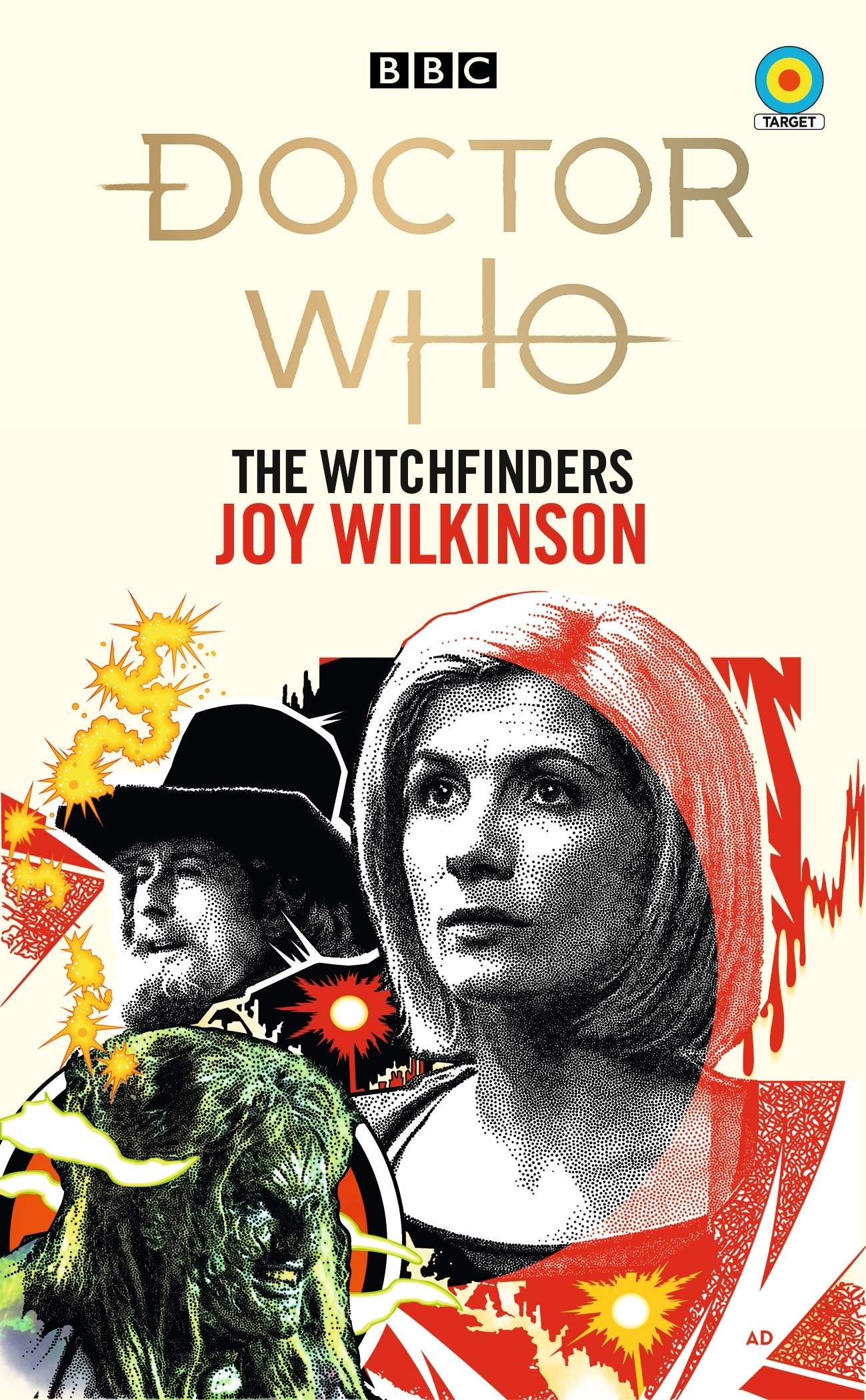 DOCTOR WHO TARGET COLLECTION WITCHFINDERS MMPB