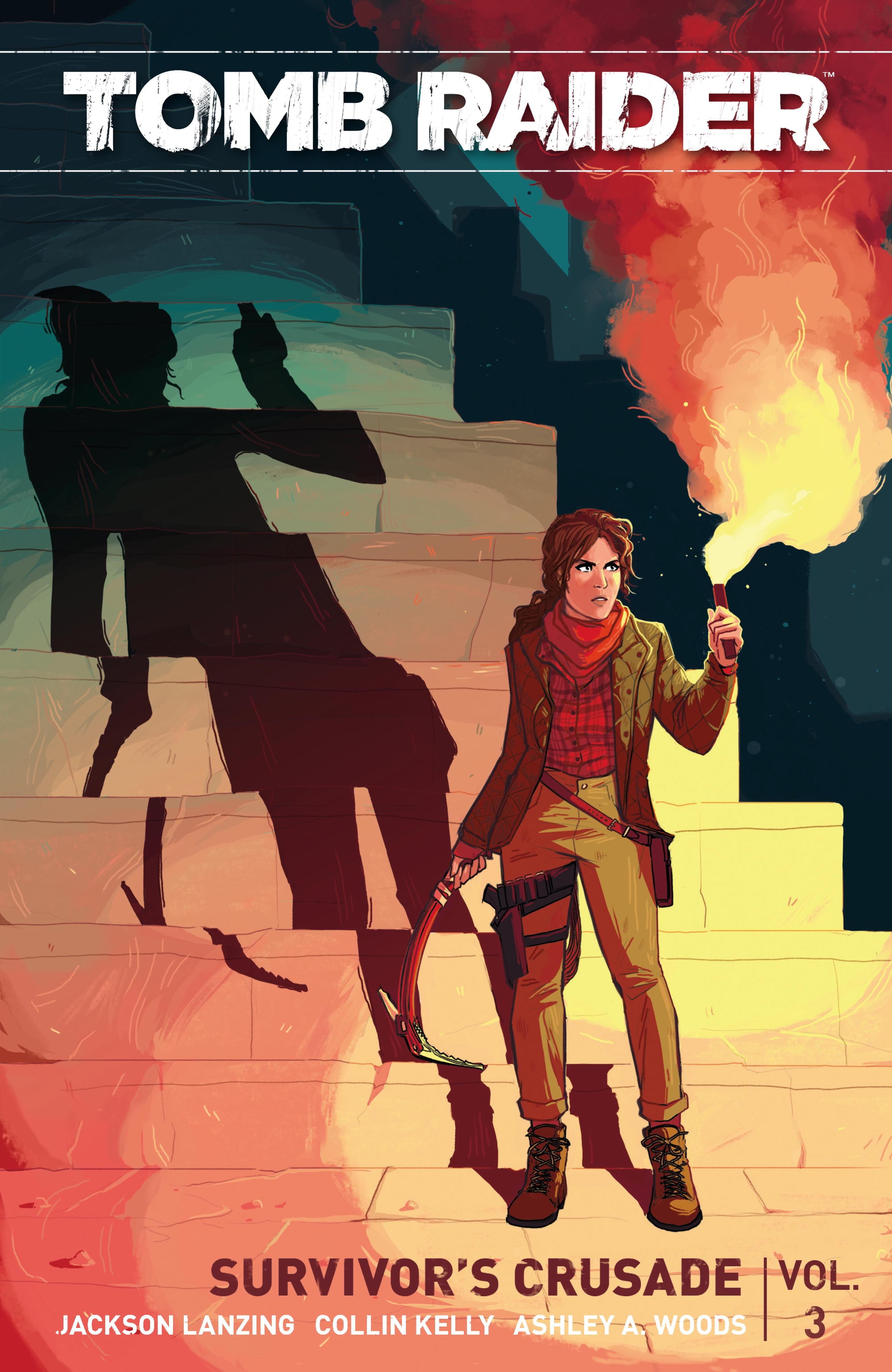 Tomb Raider Volume 3 Crusade