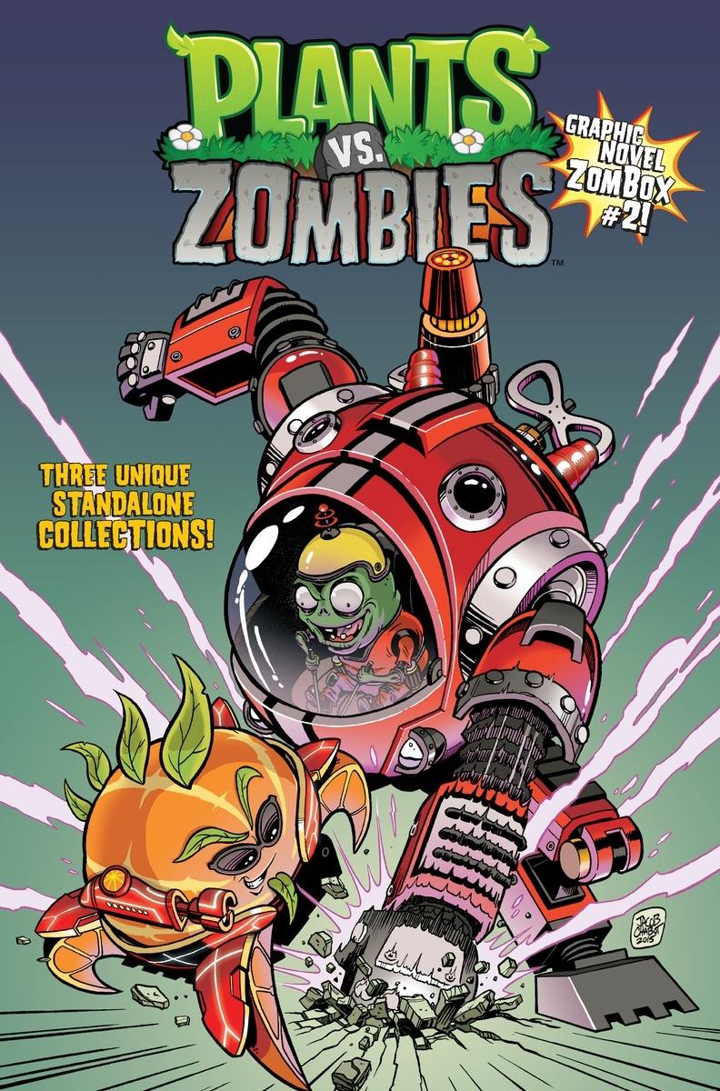 Plants Vs  Zombies Boxed Set #2 by Paul Tobin - Penguin Books New