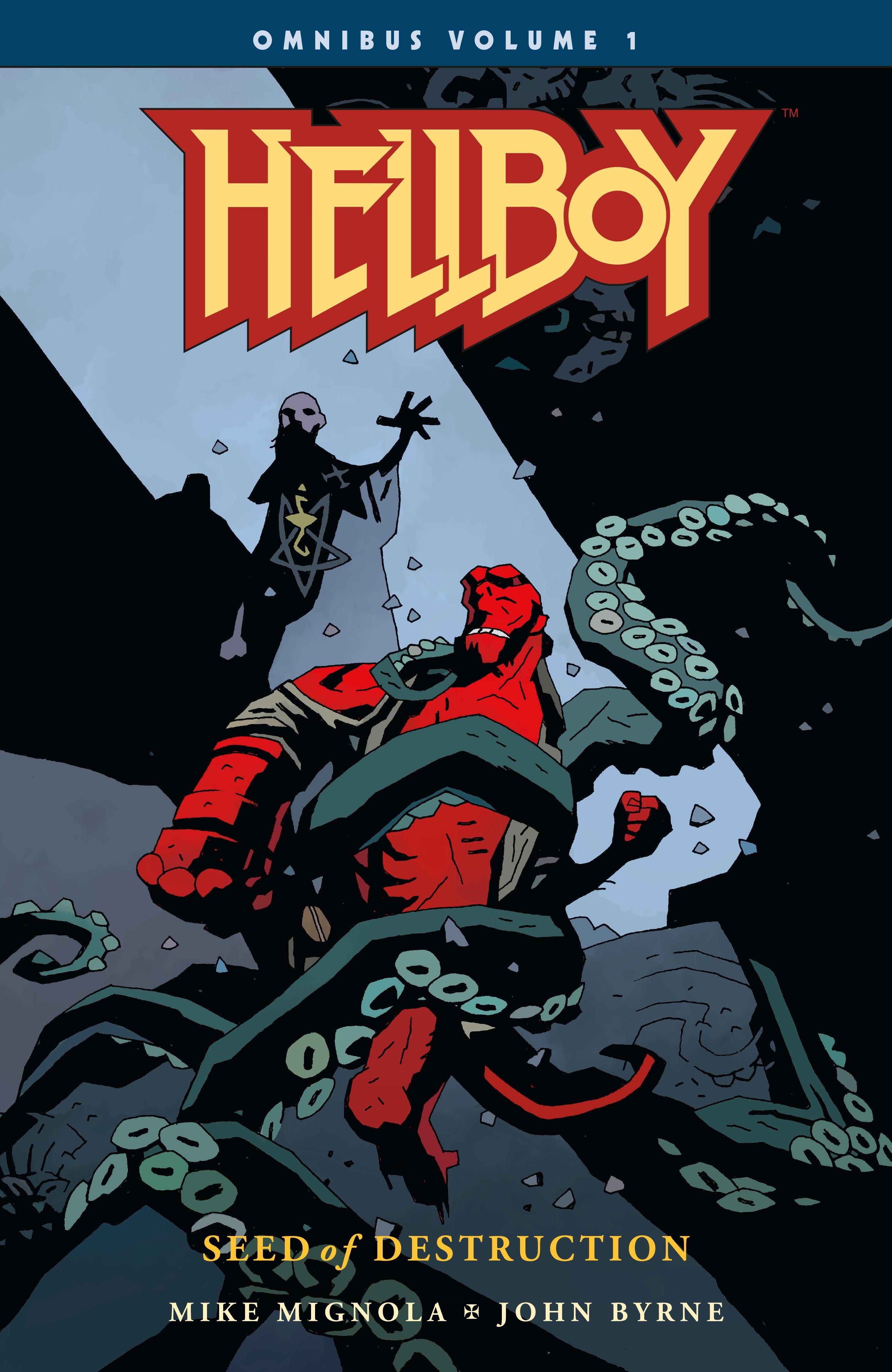 Hellboy Omnibus Volume 1 Seed Of Destruction by Mike Mignola