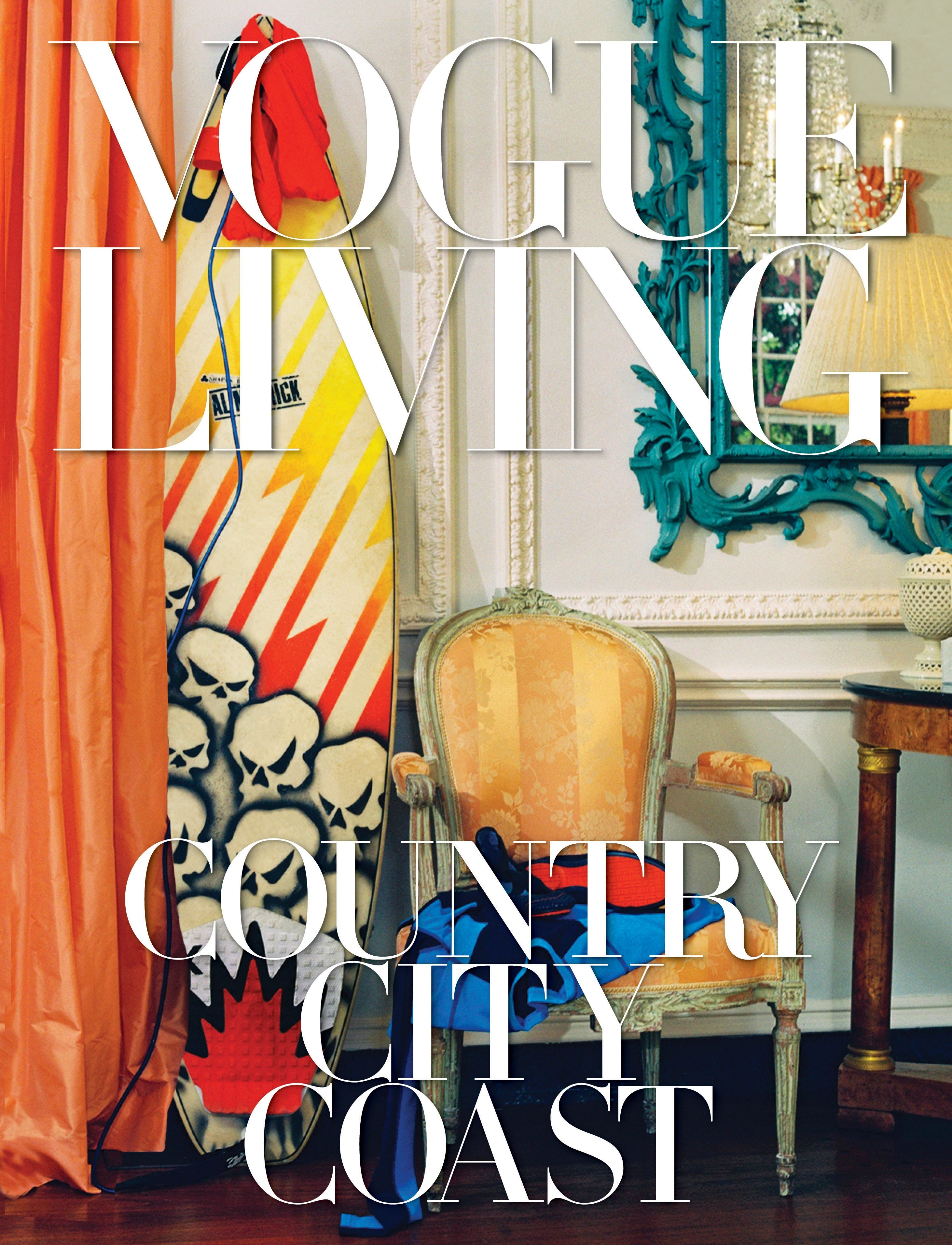Vogue Living: Country, City, Coast by Hamish Bowles