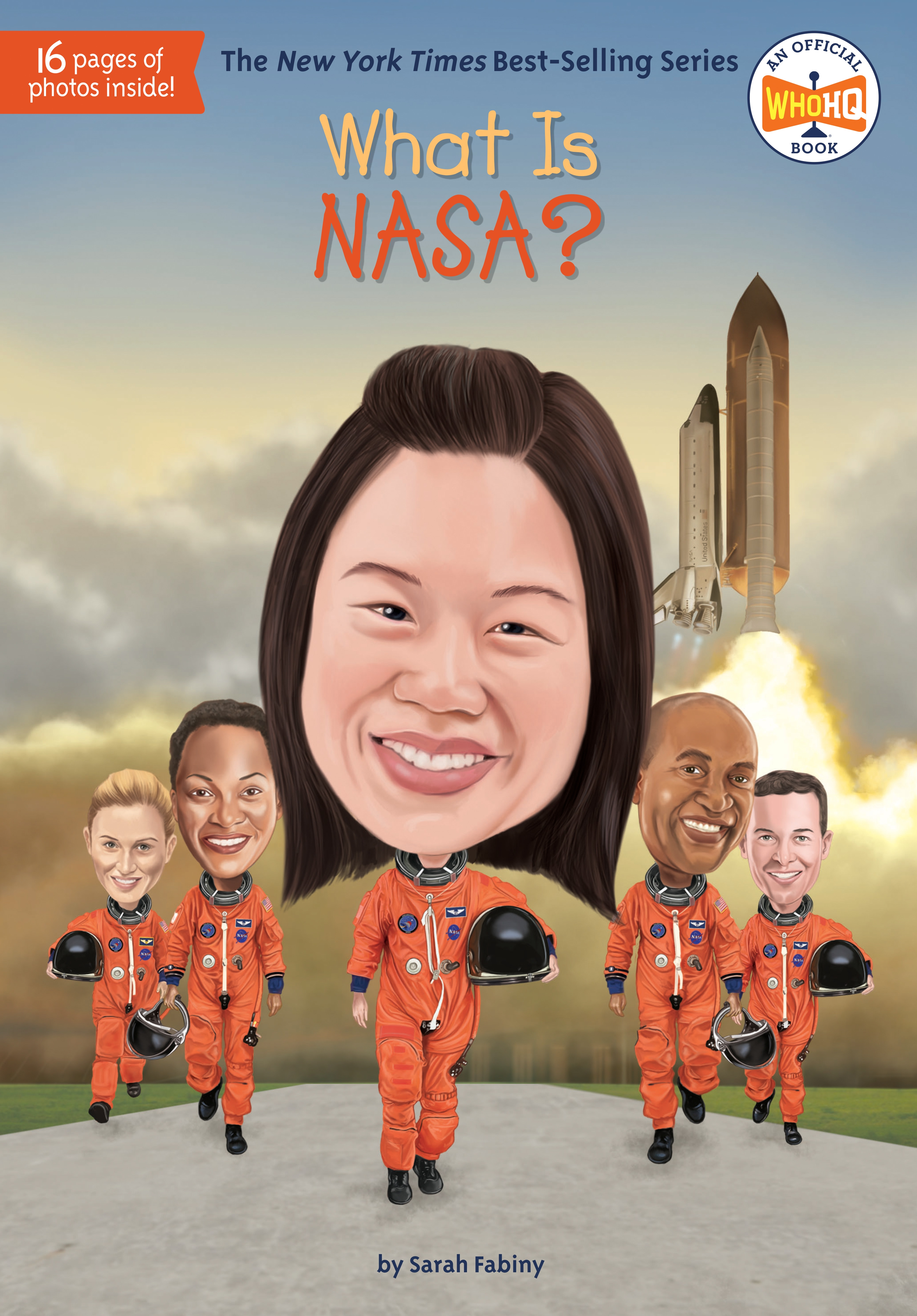 Image result for what is nasa book