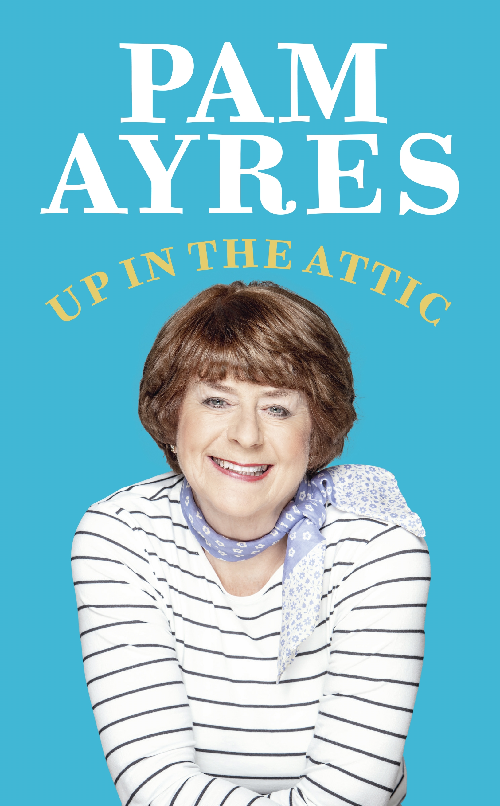 Up In The Attic By Pam Ayres Penguin Books Australia