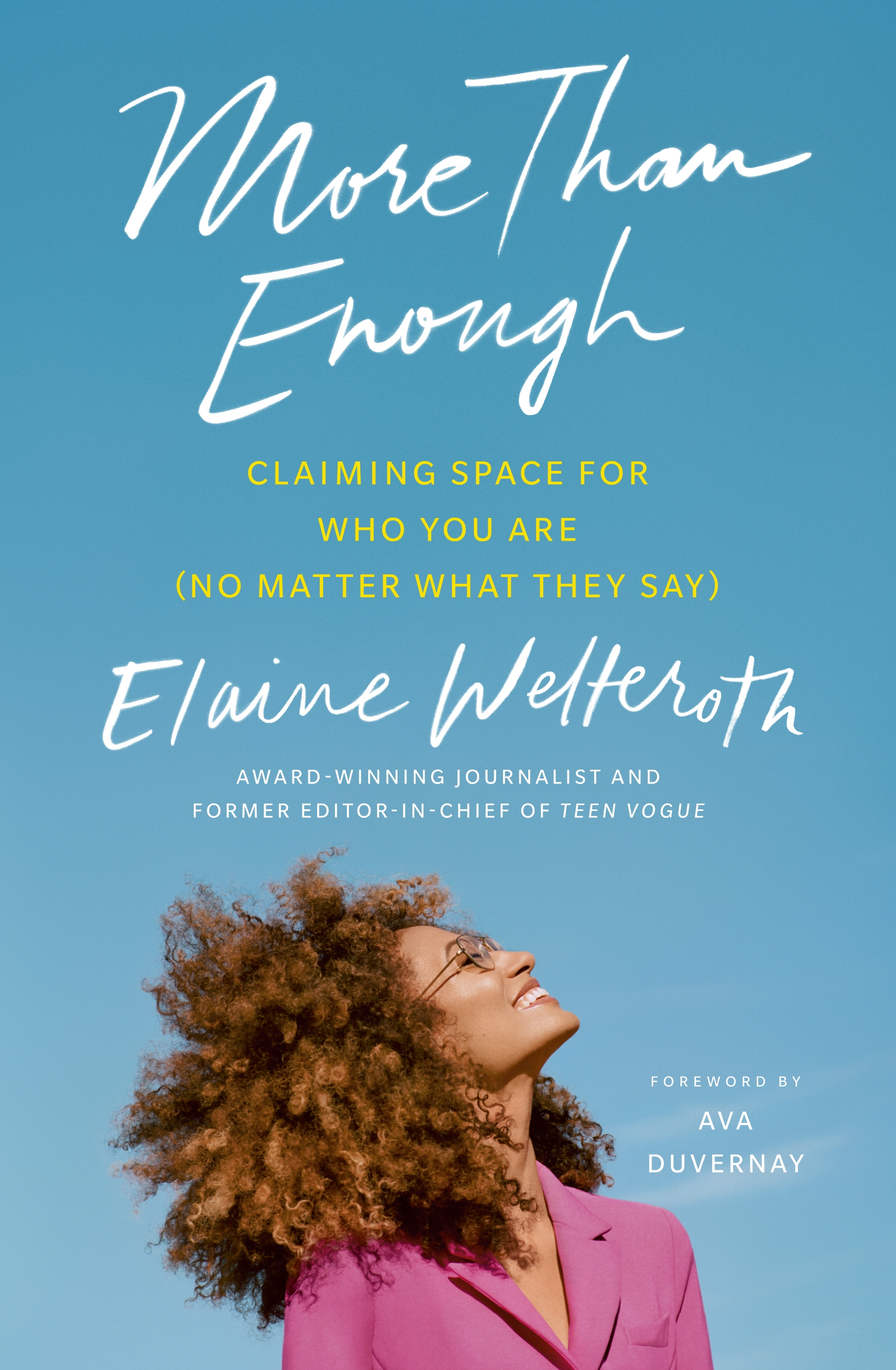 More Than Enough by Elaine Welteroth - Penguin Books Australia