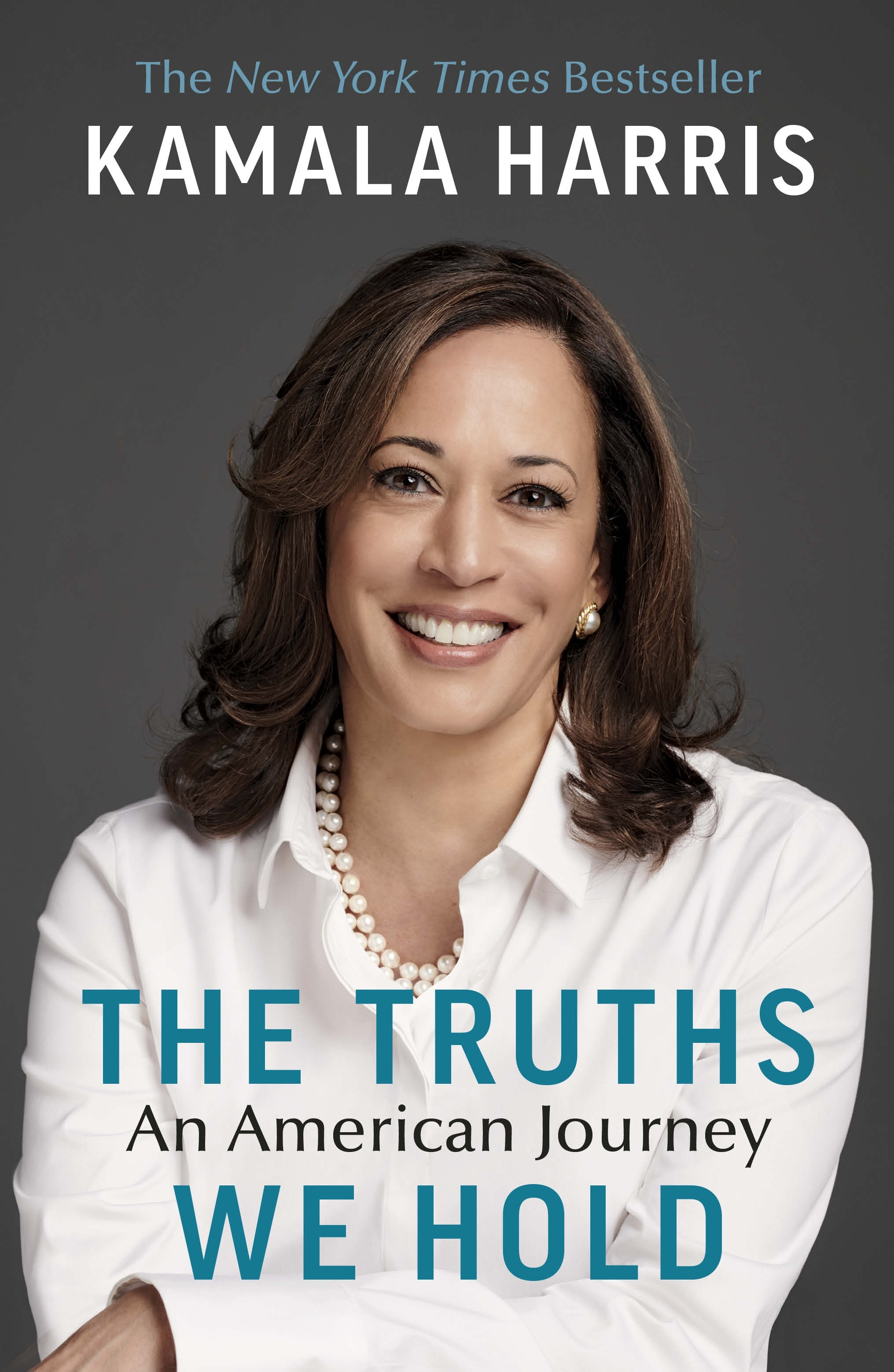 The Truths We Hold by Kamala Harris - Penguin Books Australia