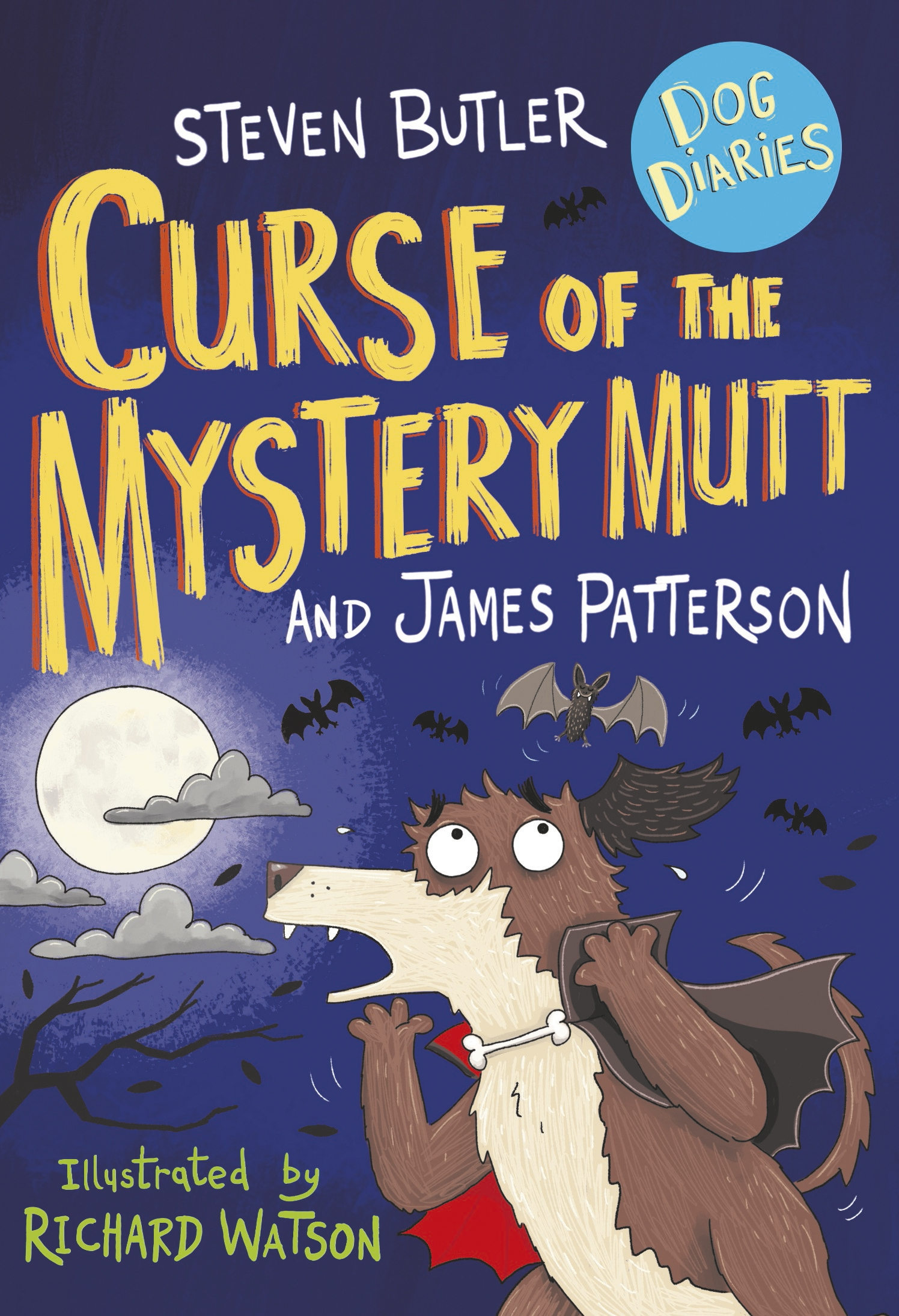 Dog Diaries Curse Of The Mystery Mutt By Steven Butler Penguin
