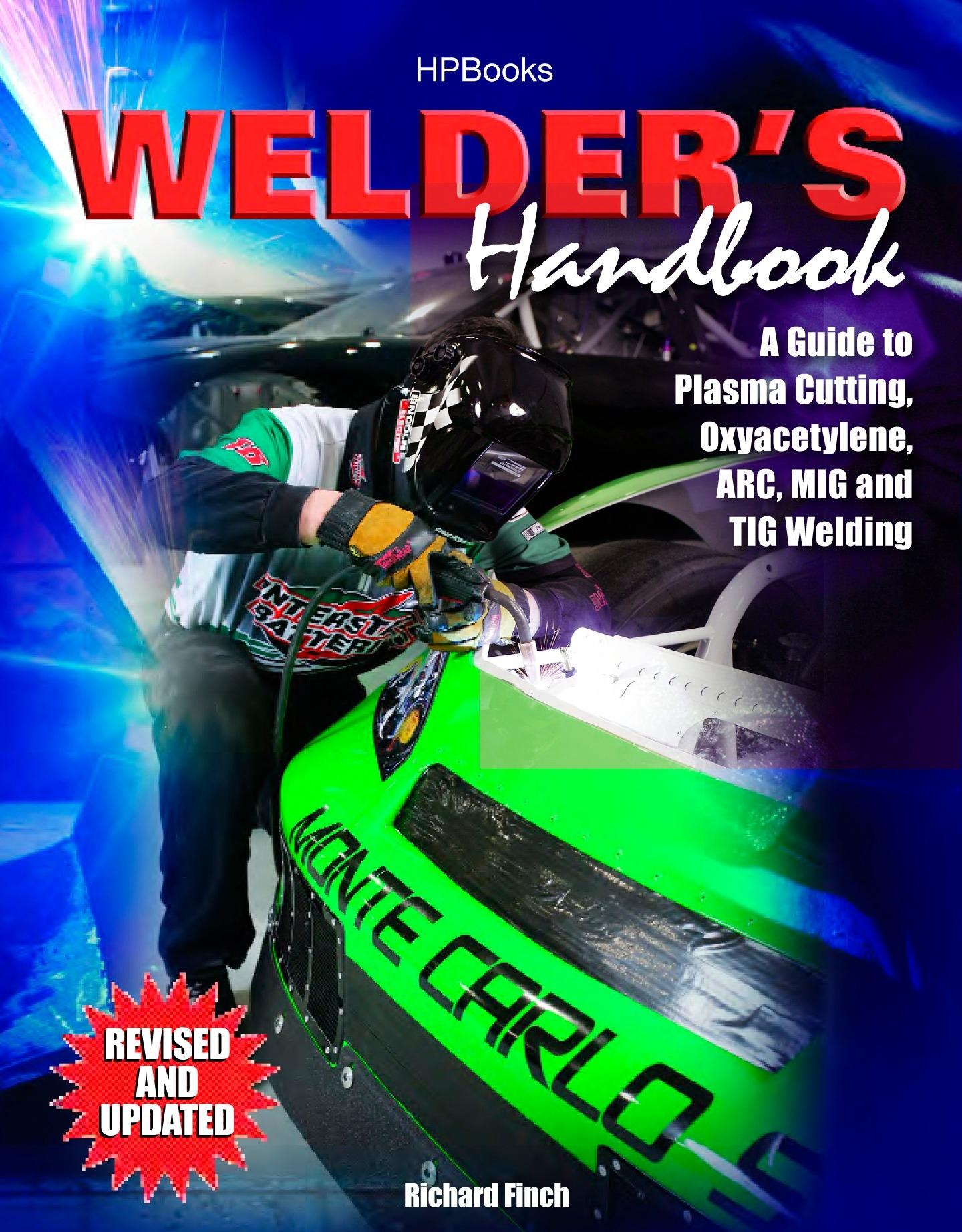 032fab79e9b5 Welder's Handbook, Revised: A Guide to Plasma Cutting, Oxyacetylene ...