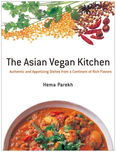 The Asian Vegan Kitchen by Hema Parekh - Penguin Books Australia