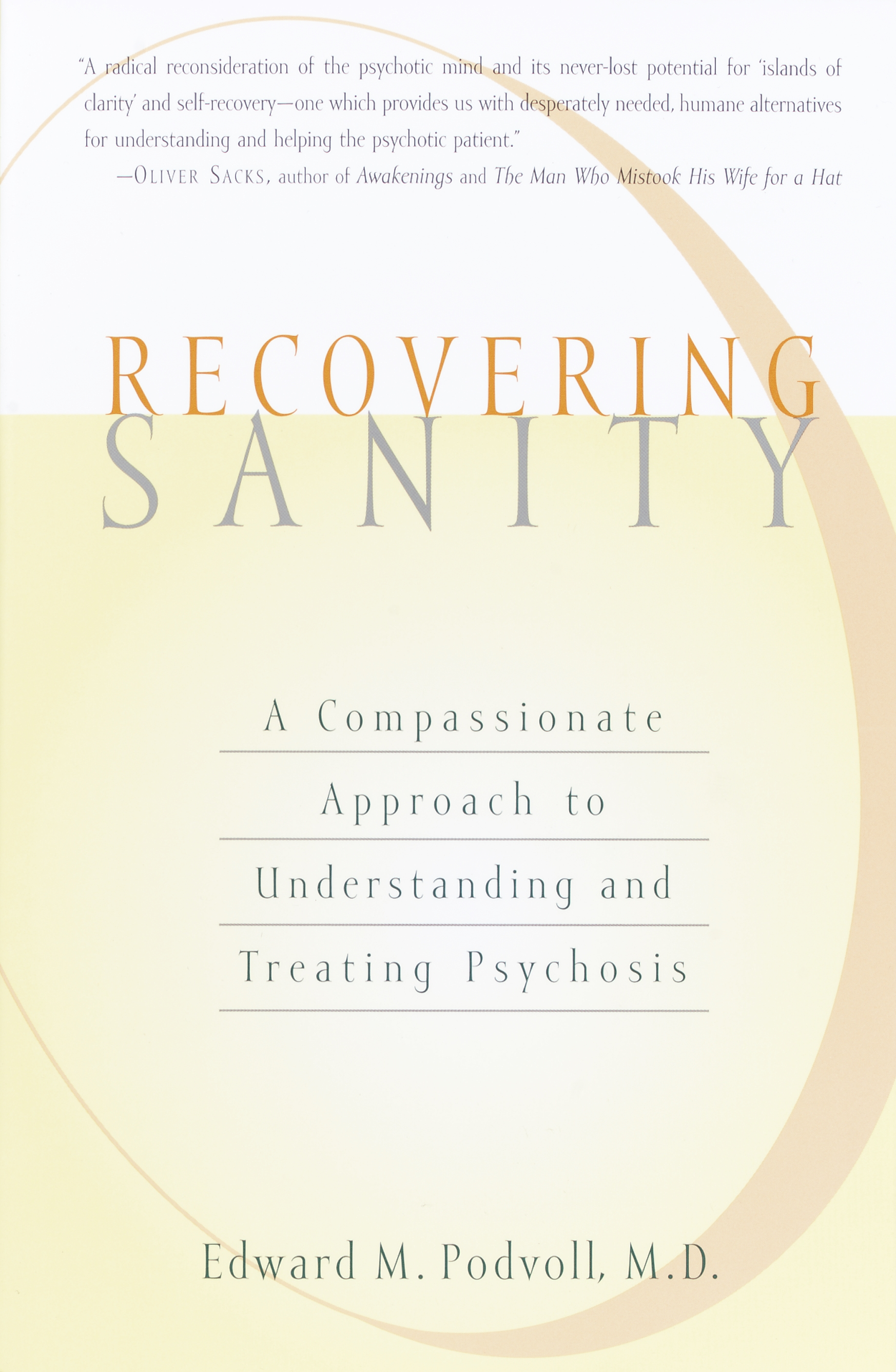 Recovering Sanity by Edward Podvoll - Penguin Books Australia