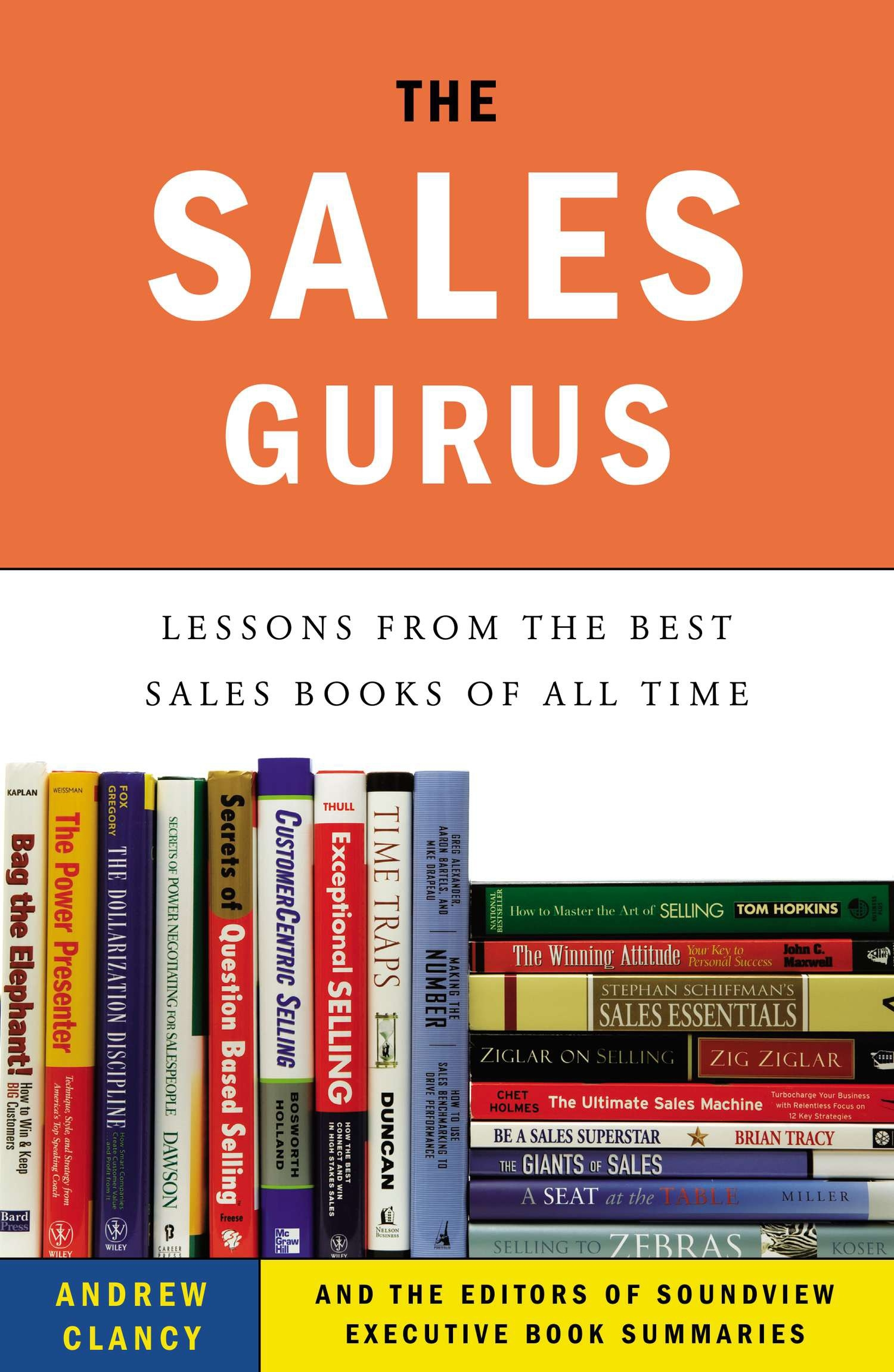 Best Book Cover All Time : The sales gurus lessons from best books of all