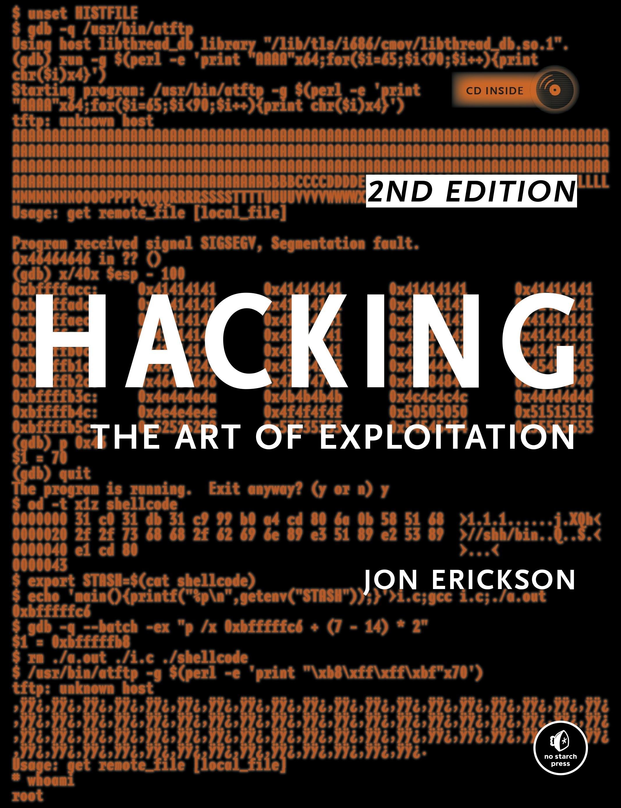 Hacking by Jon Erickson - Penguin Books Australia