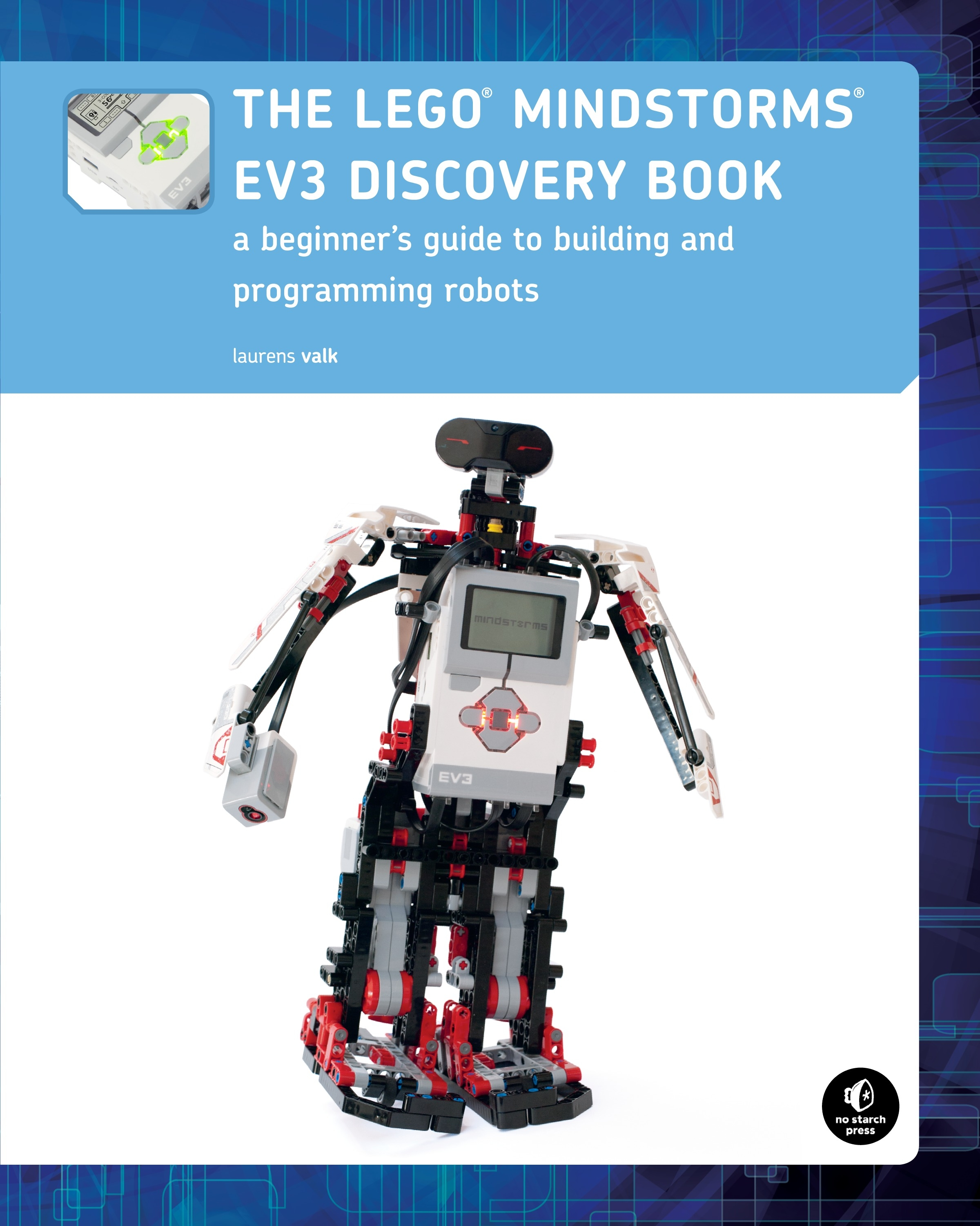 The Lego Mindstorms Ev3 Discovery Book by Laurens Valk - Penguin