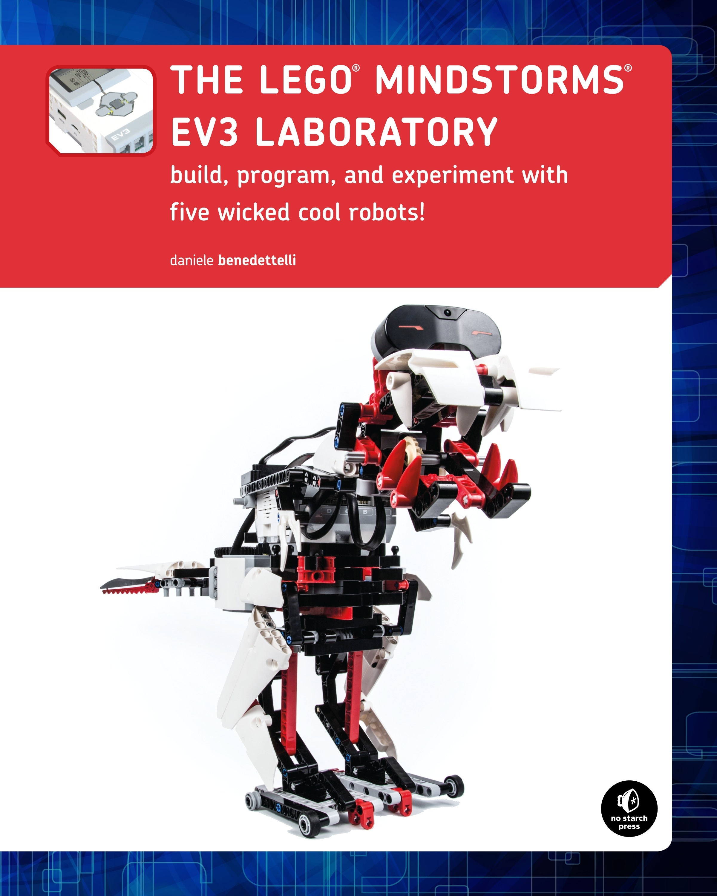 The Lego Mindstorms Ev3 Laboratory By Daniele Benedettelli Penguin