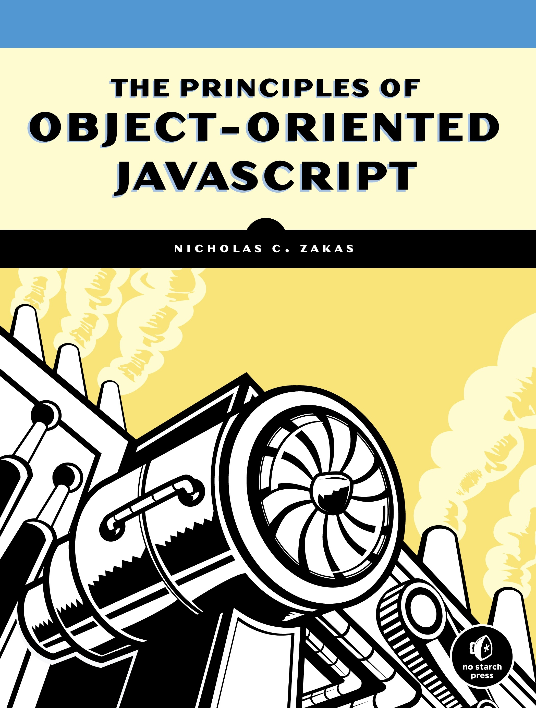 The Principles Of Object Oriented Javascript