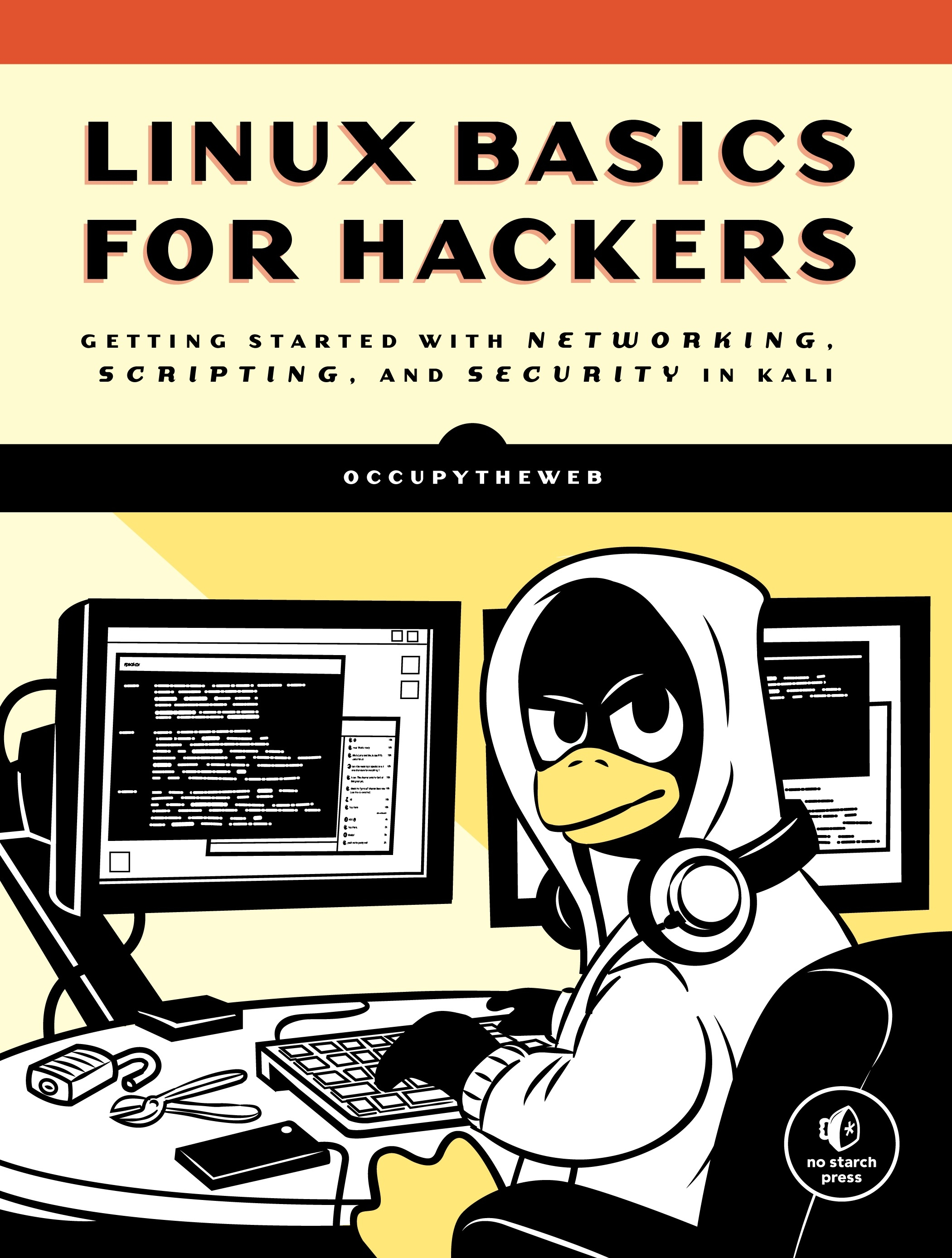 Linux Basics For Hackers by OCCUPYTHEWEB - Penguin Books New Zealand